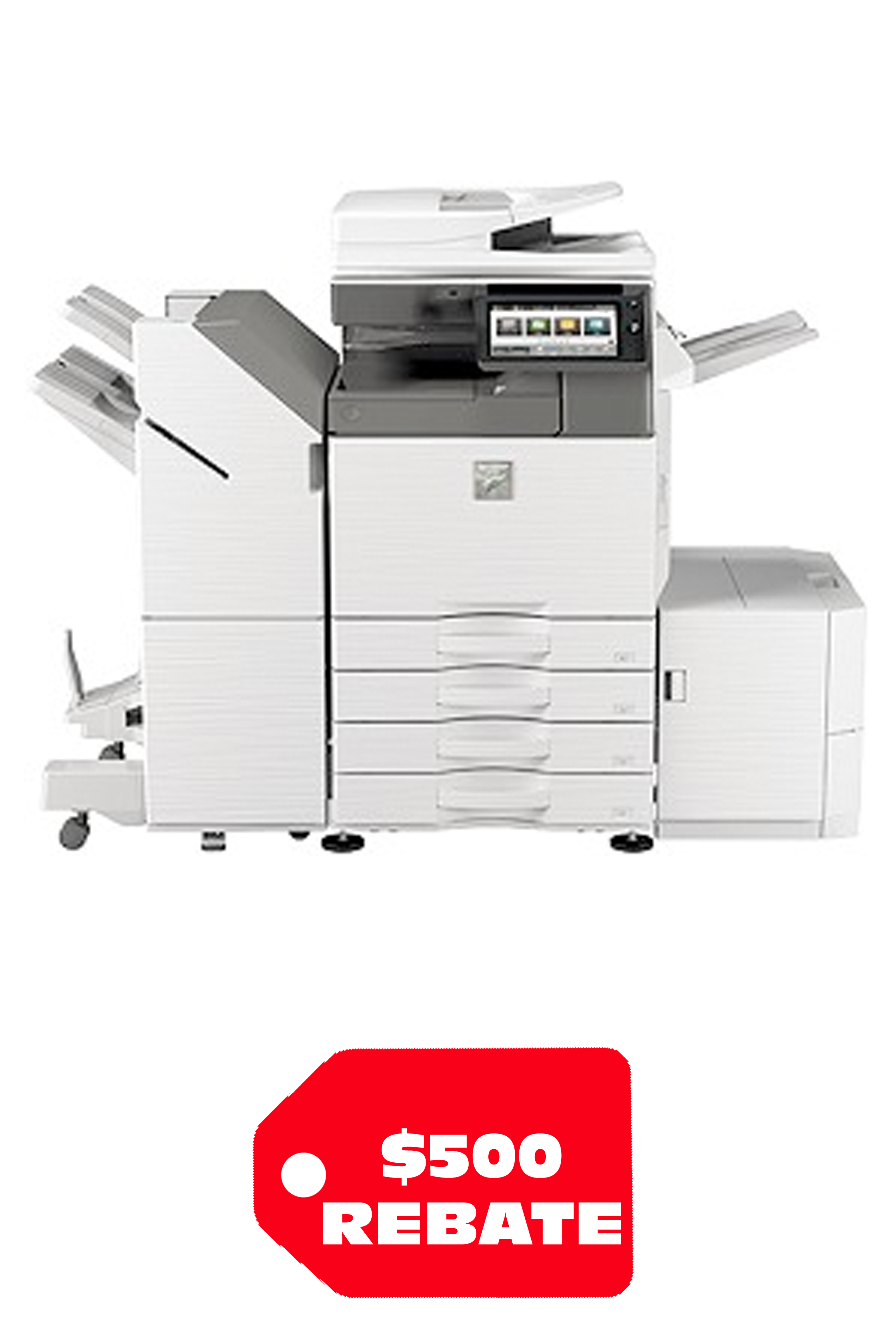 Sharp MX-3551 (35ppm)