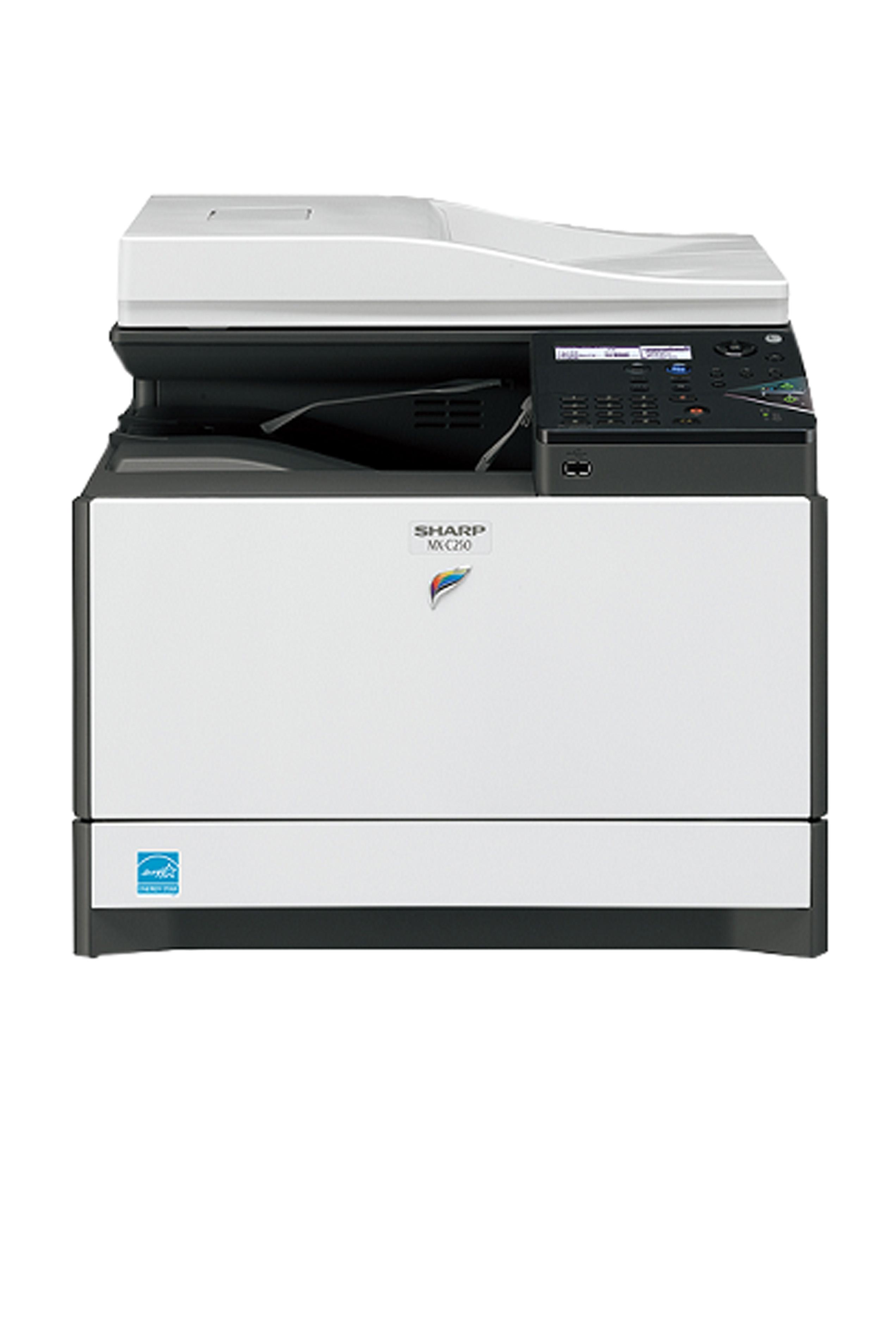 Sharp MX-C250 Color Desktop...
