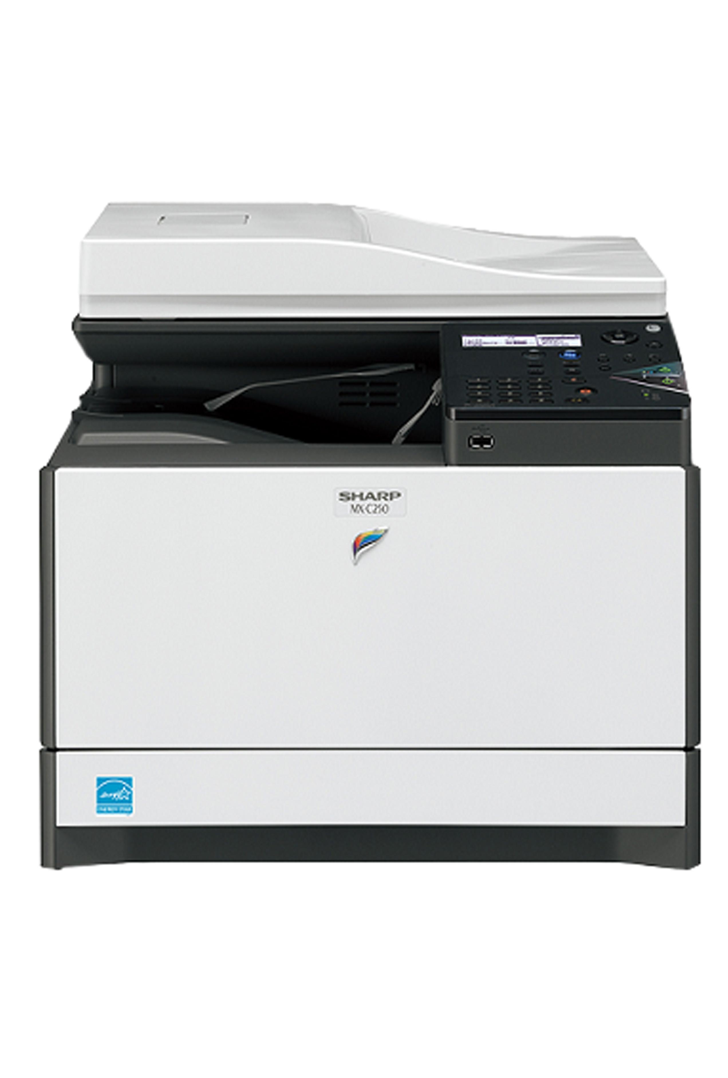 Sharp MX-C300W Color Desktop...