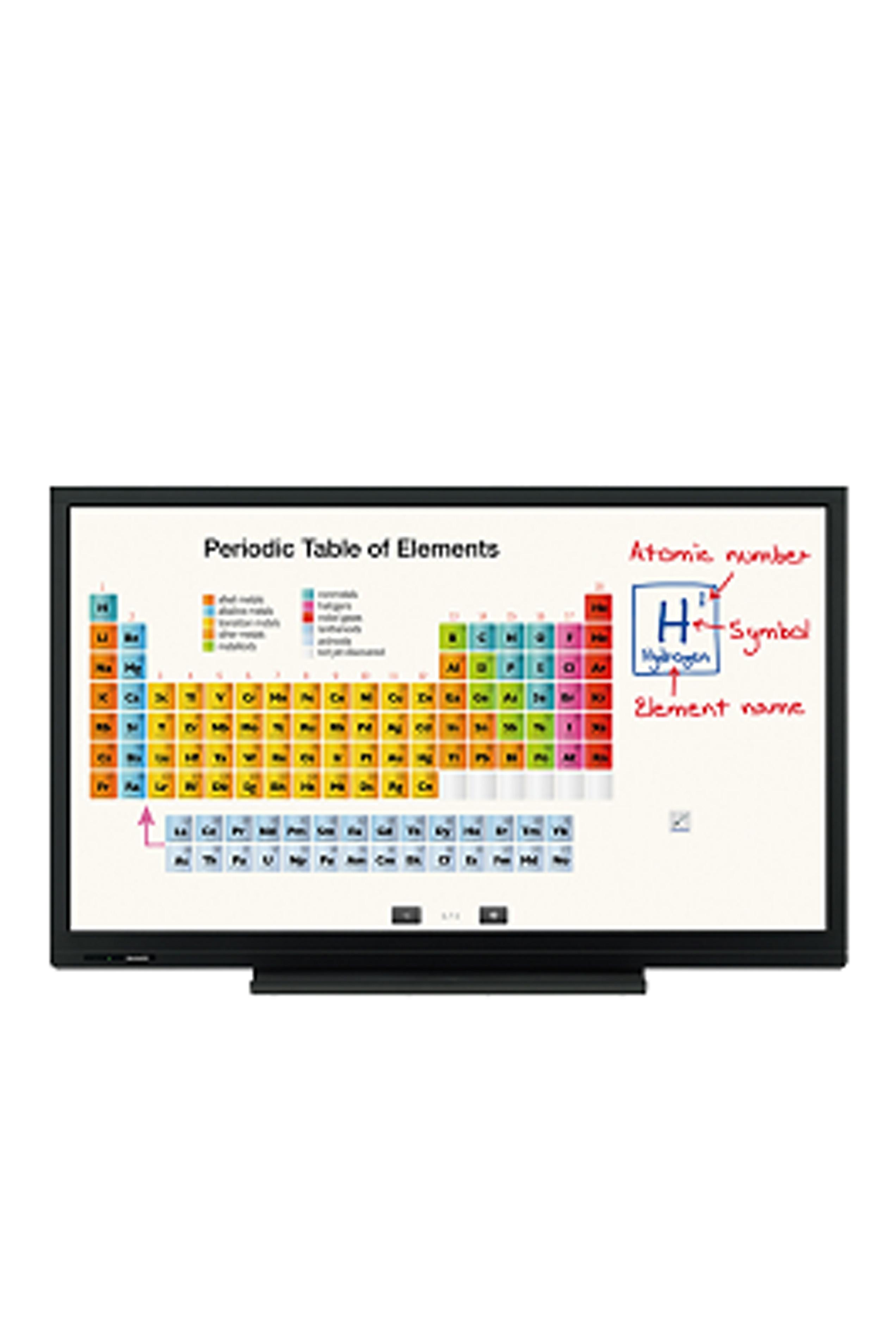 Sharp PN-C703B 70-Inch Class (69.5-Inch Diagonal) Interactive...