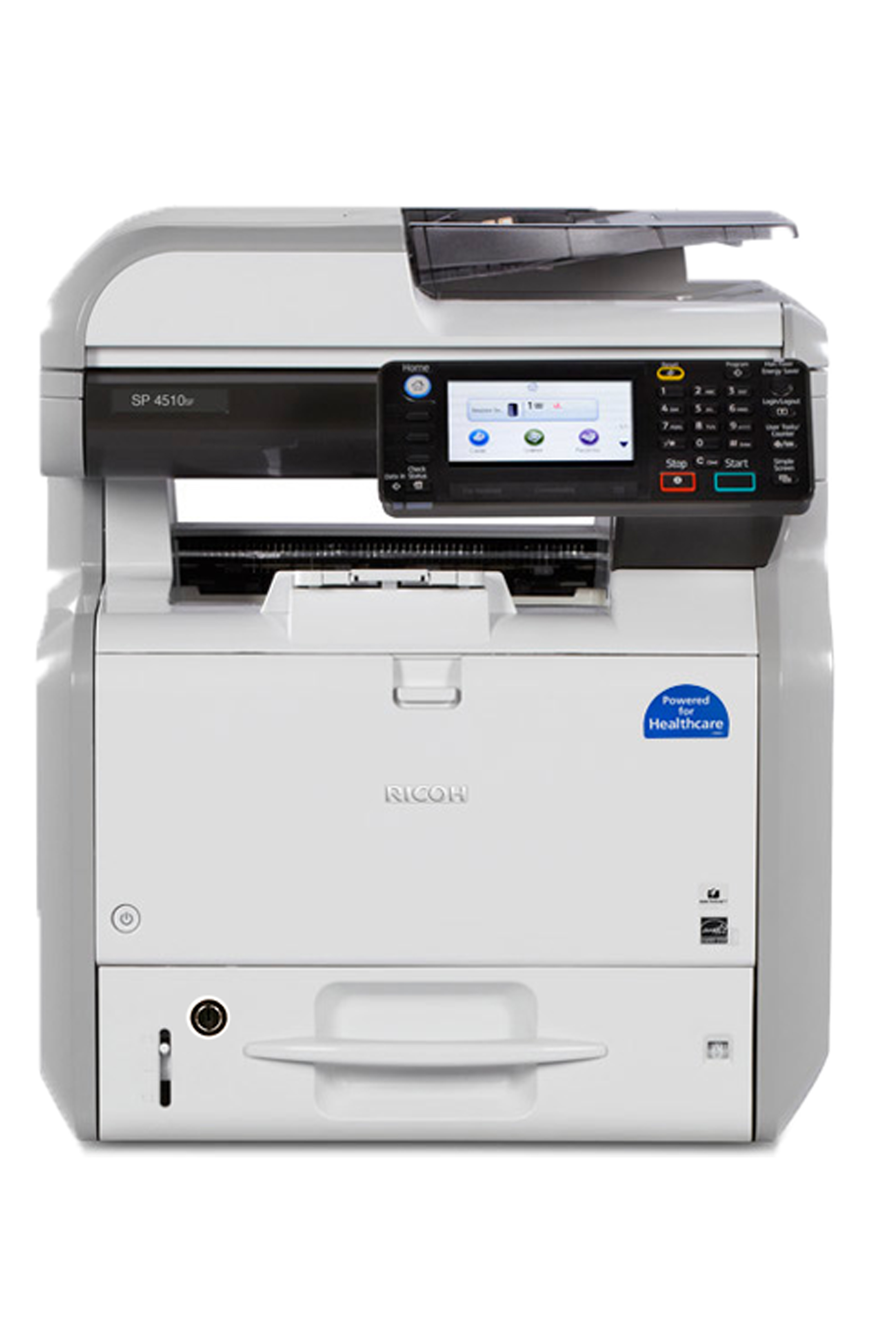 Ricoh SP 4510SFTE Black and White Multifunction Printer (42ppm)