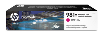 HP Magenta Original PageWide Cartridge for US Government (16K)...