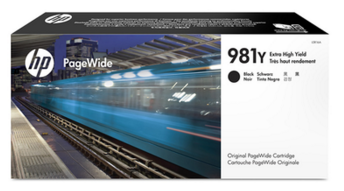 HP Black Original PageWide Cartridge for US Government...