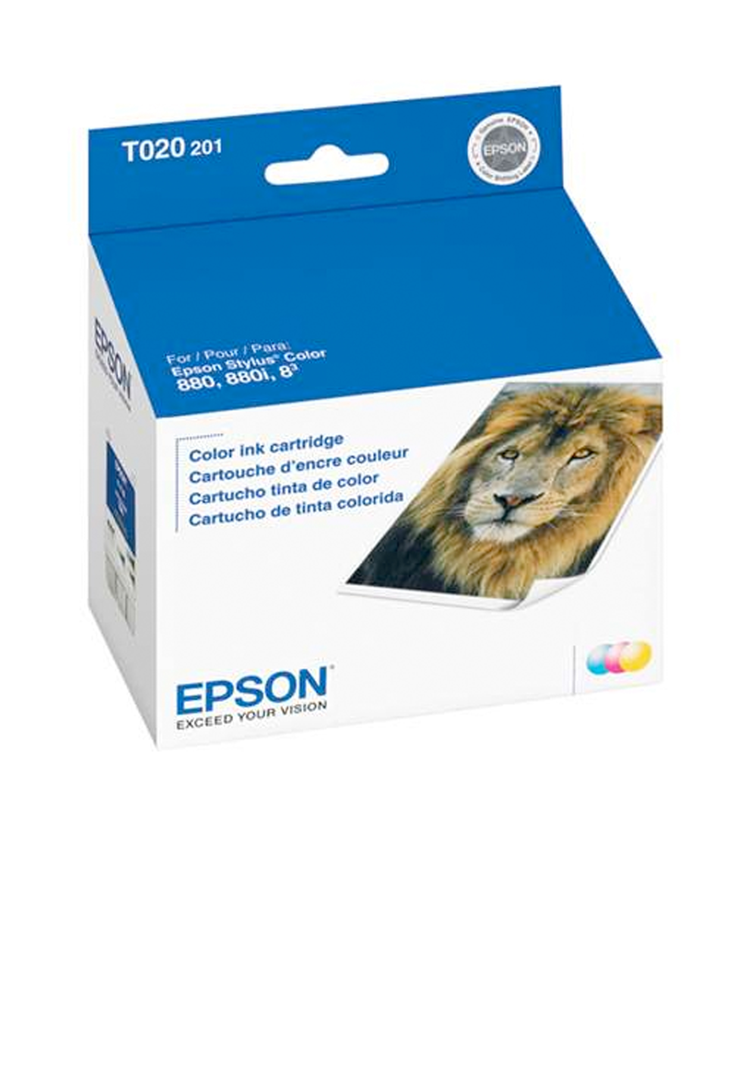 Epson EPSON SD COLOR INK (150) (T020201)