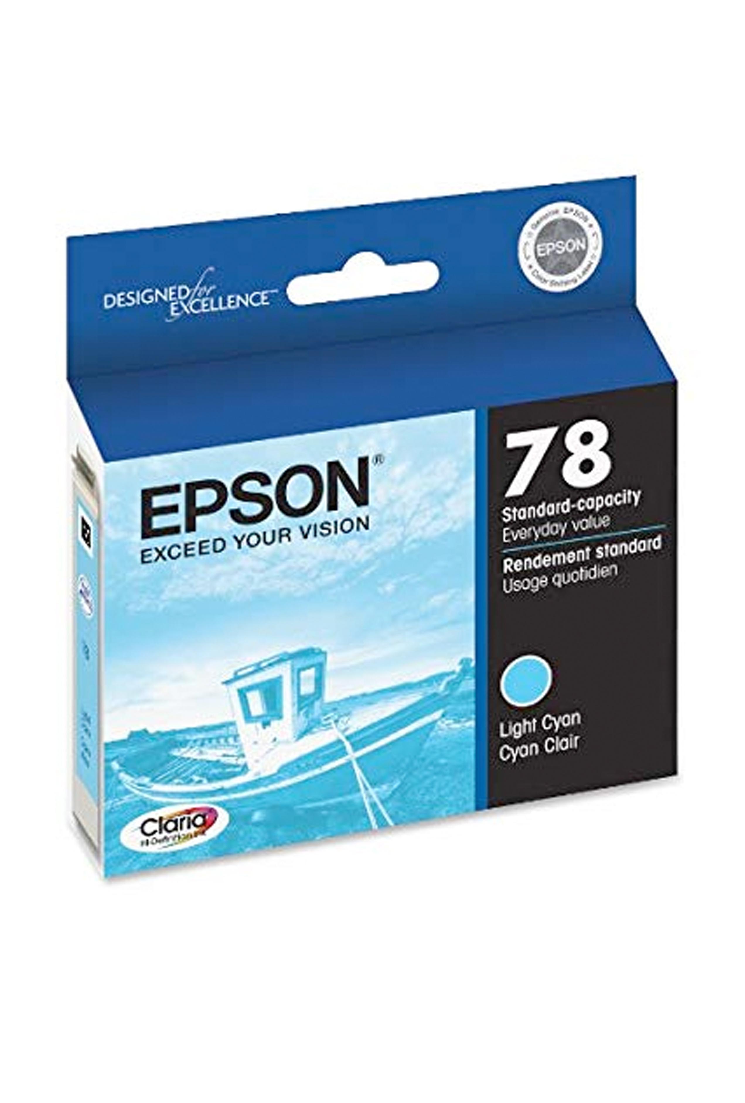 Epson EPSON SD LT CYAN INK (515) (T078520)