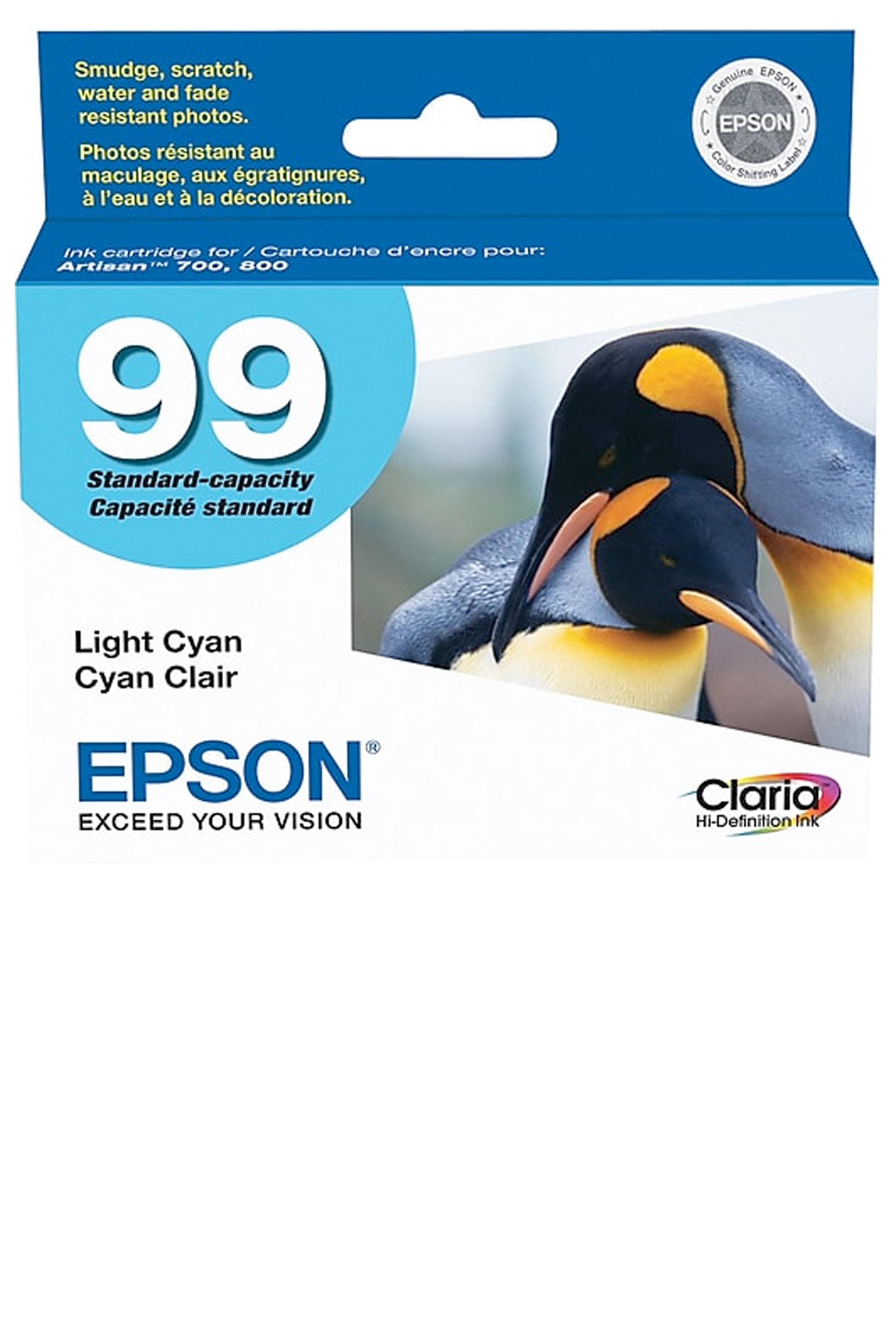 Epson EPSON SD LT CYAN INK (500) (T099520)