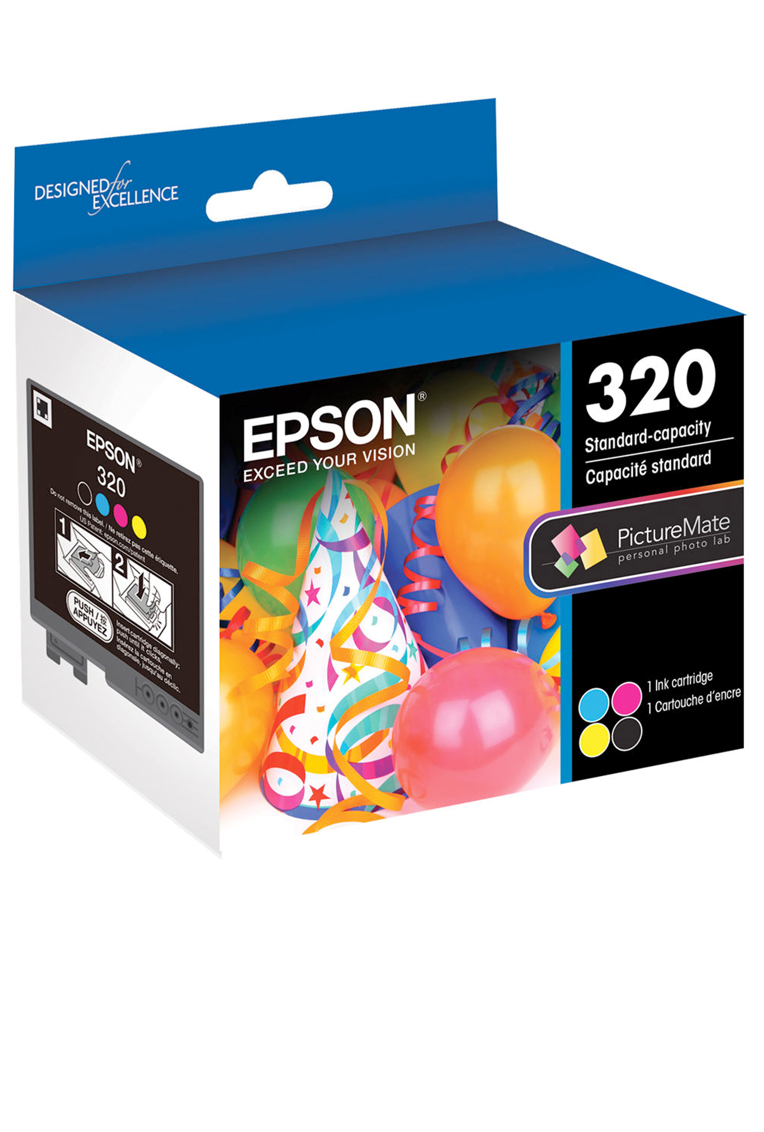 Epson Picturemate 400 Series Photo Cartridge T320
