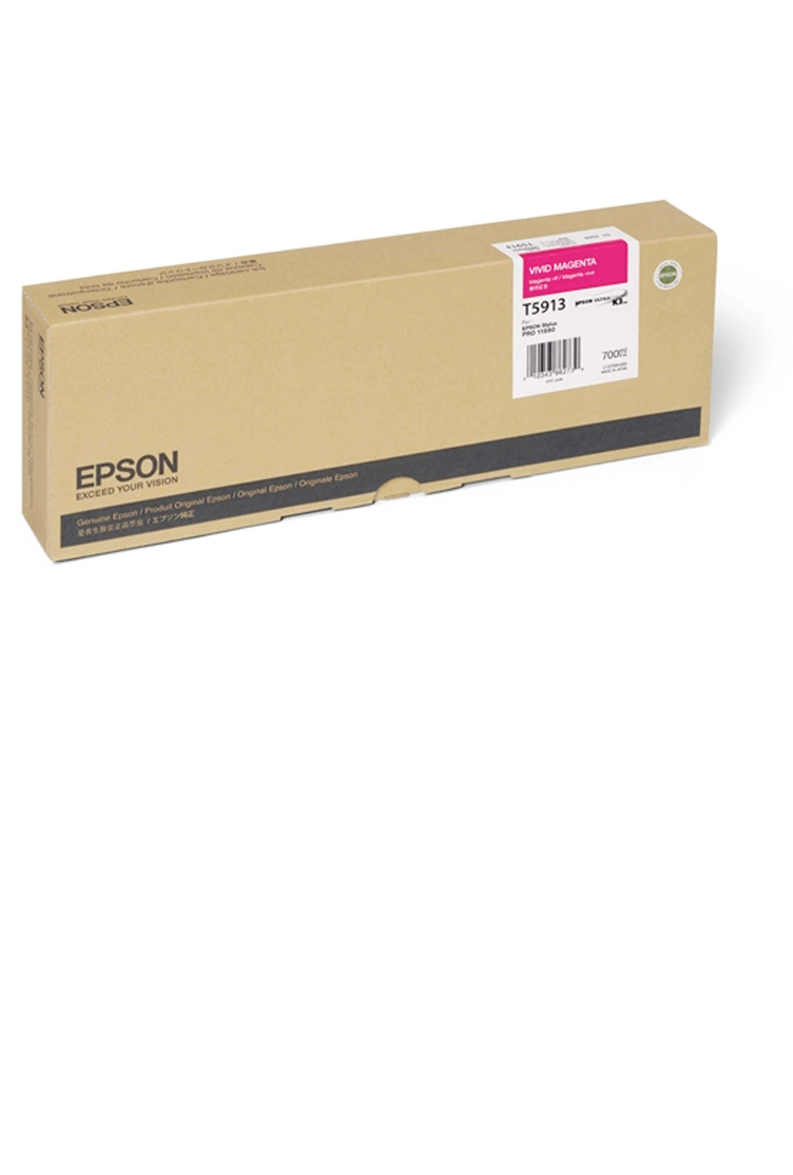 Epson EPSON HI VIVID MAGENTA INK (700 ML) (T591300)