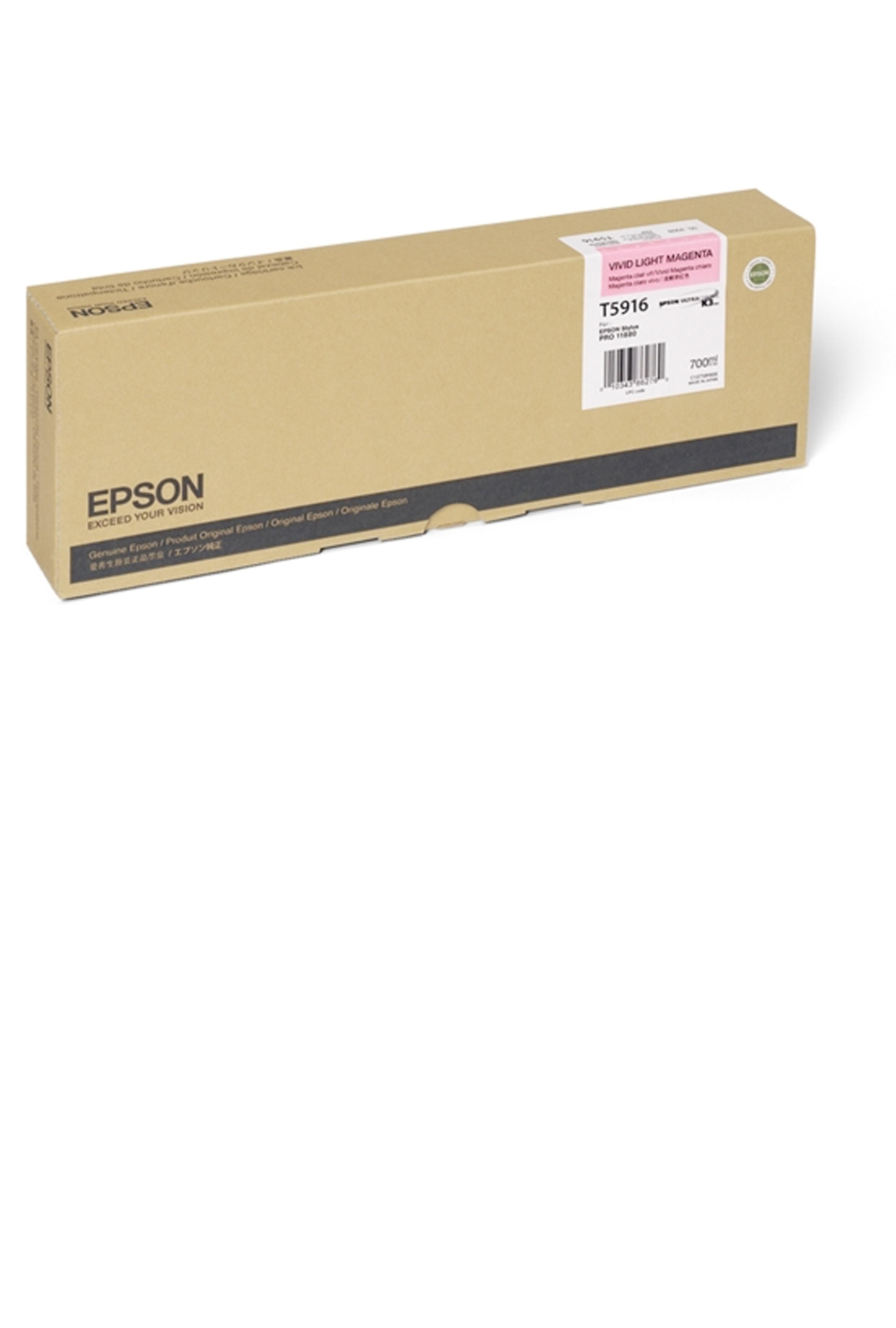 Epson EPSON HI VIVID LT MAGENTA (700 ML) (T591600)