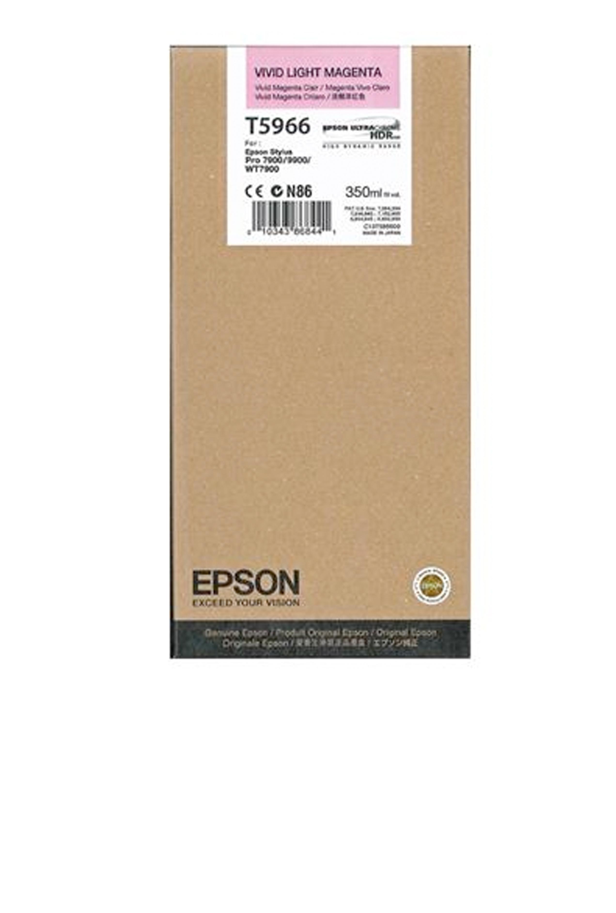 Epson EPSON SD VIVID LT MAGENTA (350 ML) (T596600)