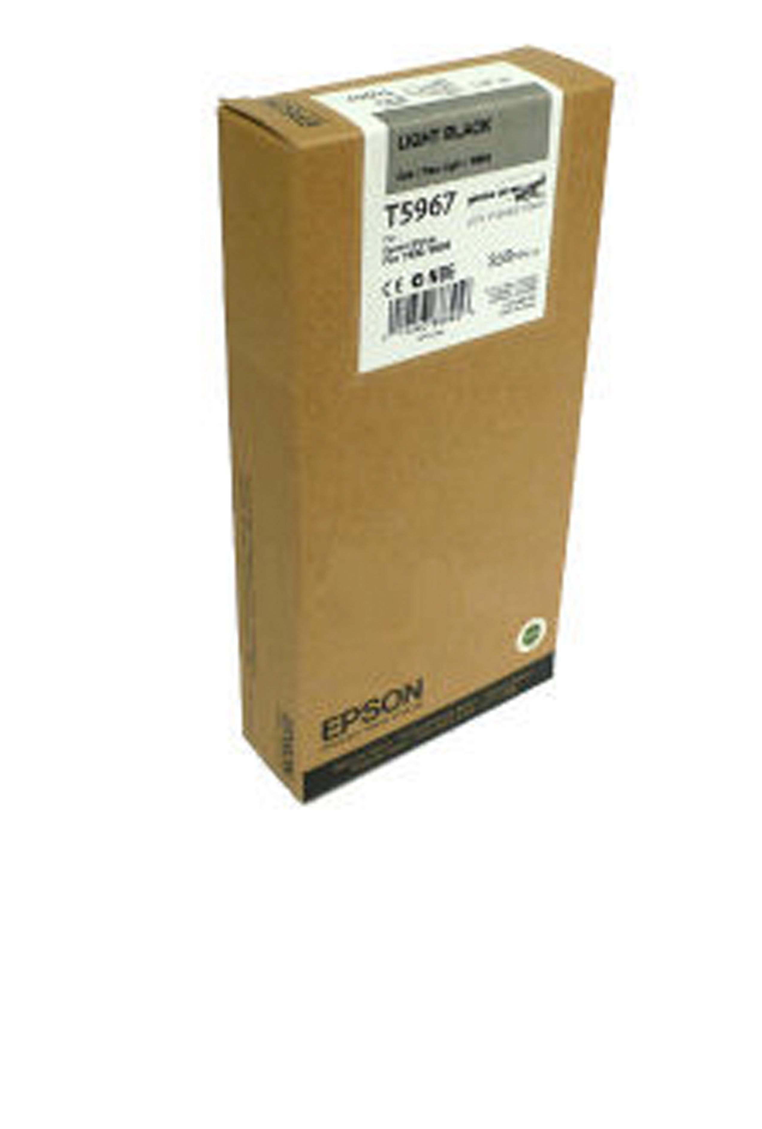 Epson EPSON SD LT BLACK INK (350 ML) (T596700)