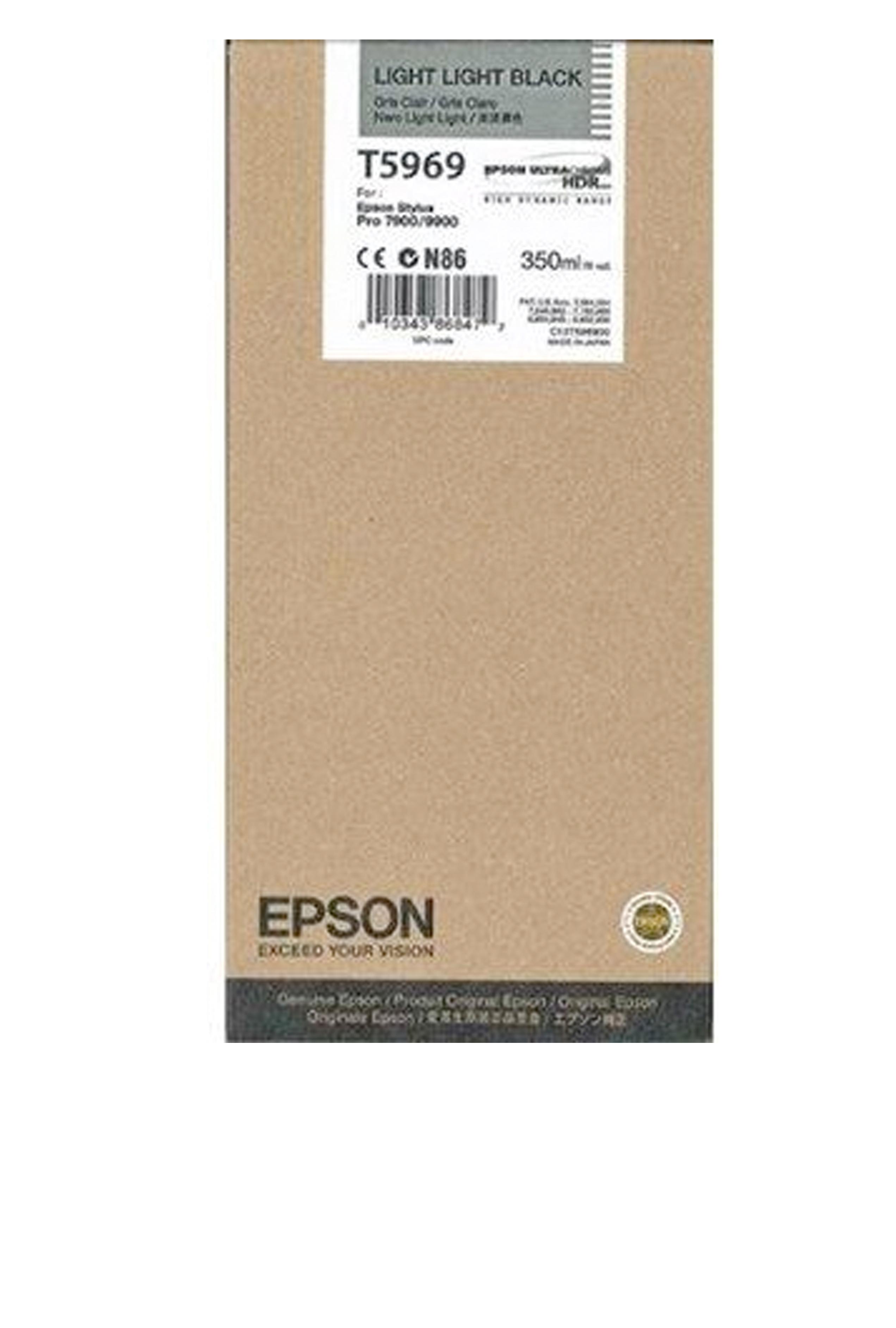 Epson EPSON SD LT LT BLACK INK (350 ML) (T596900)