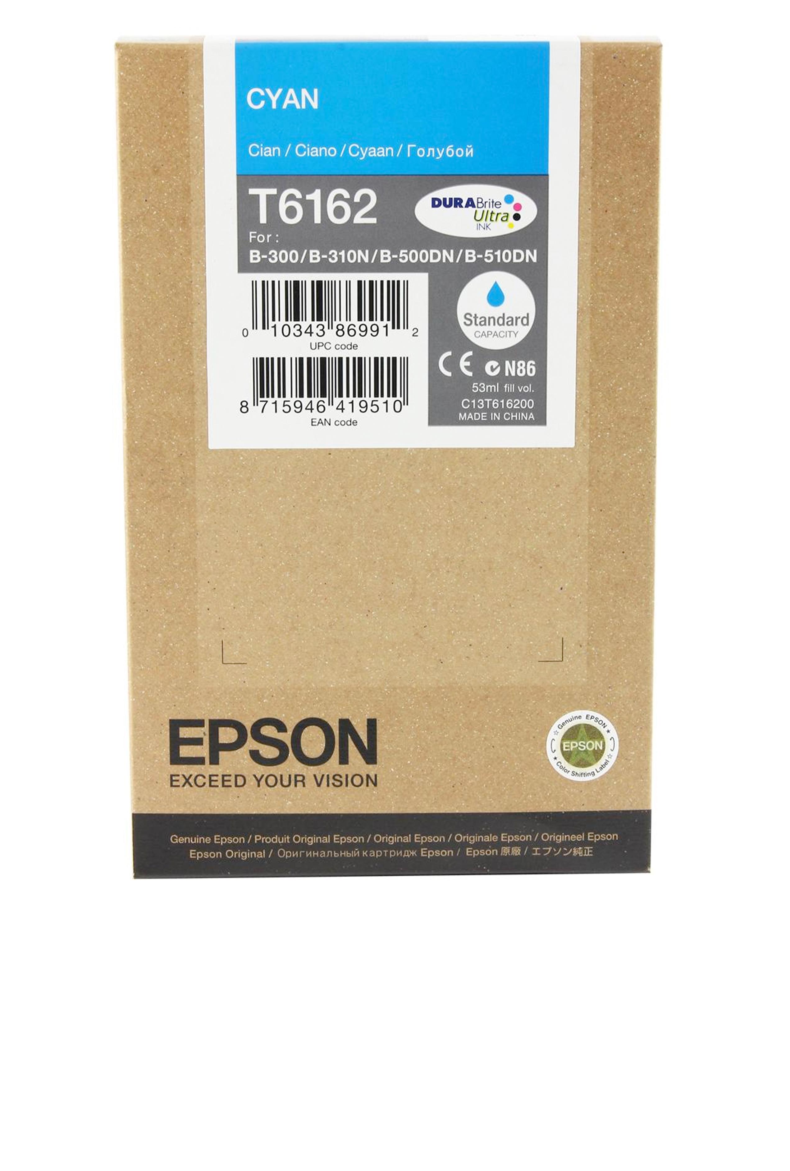 Epson EPSON SD CYAN INK (3500) (T616200)