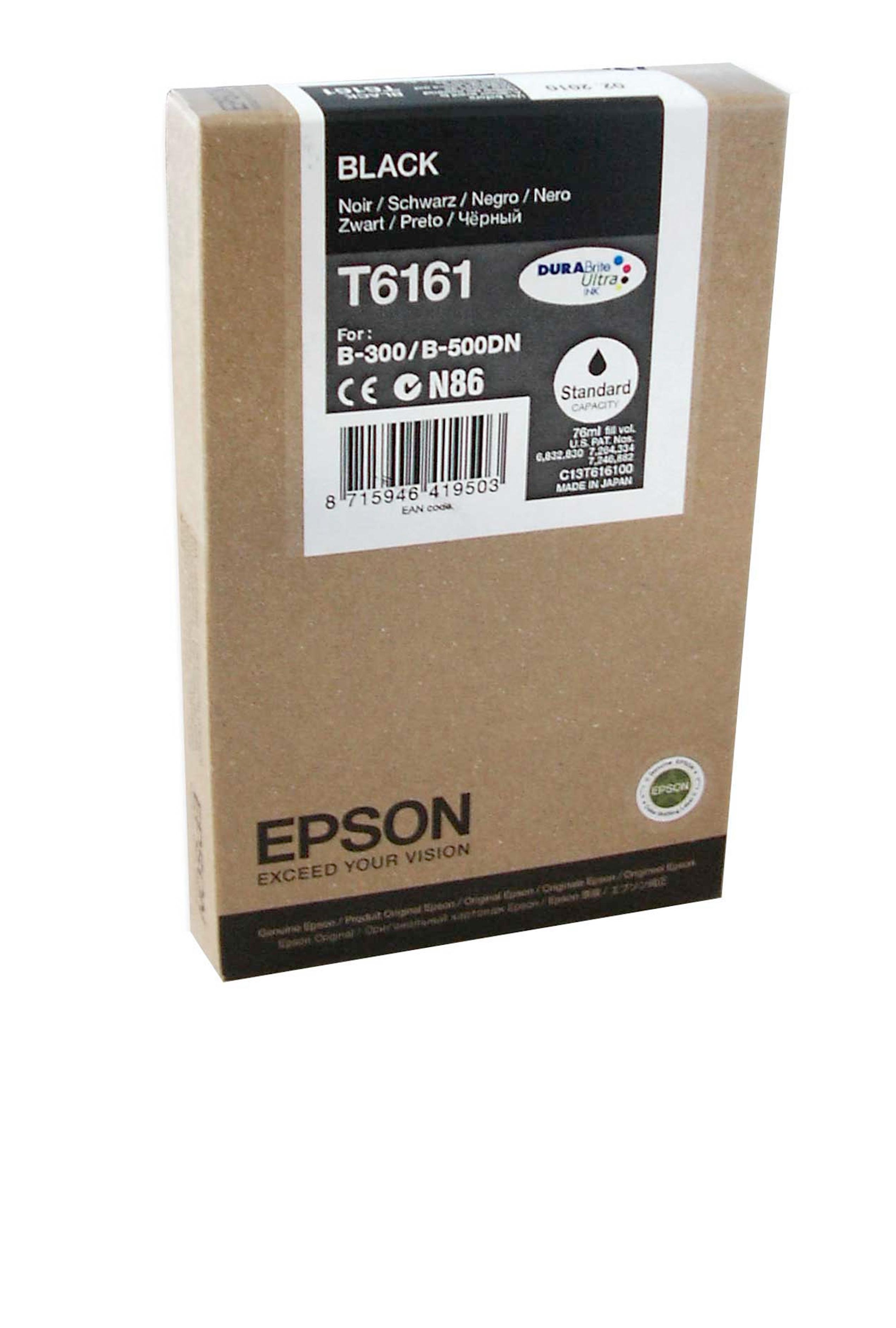 Epson EPSON HI BLACK INK (4000) (T617100)