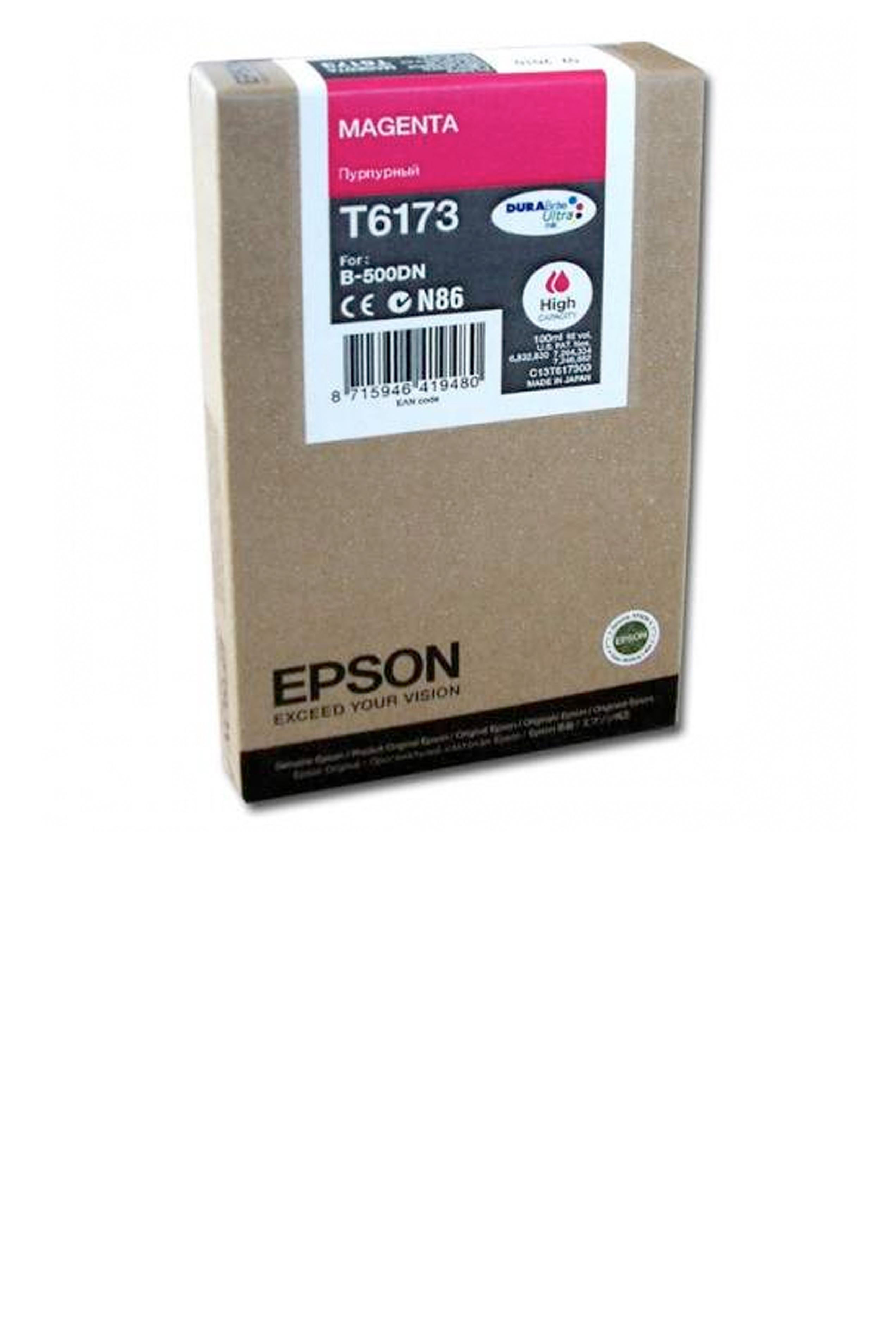 Epson EPSON HI MAGENTA INK (7000) (T617300)