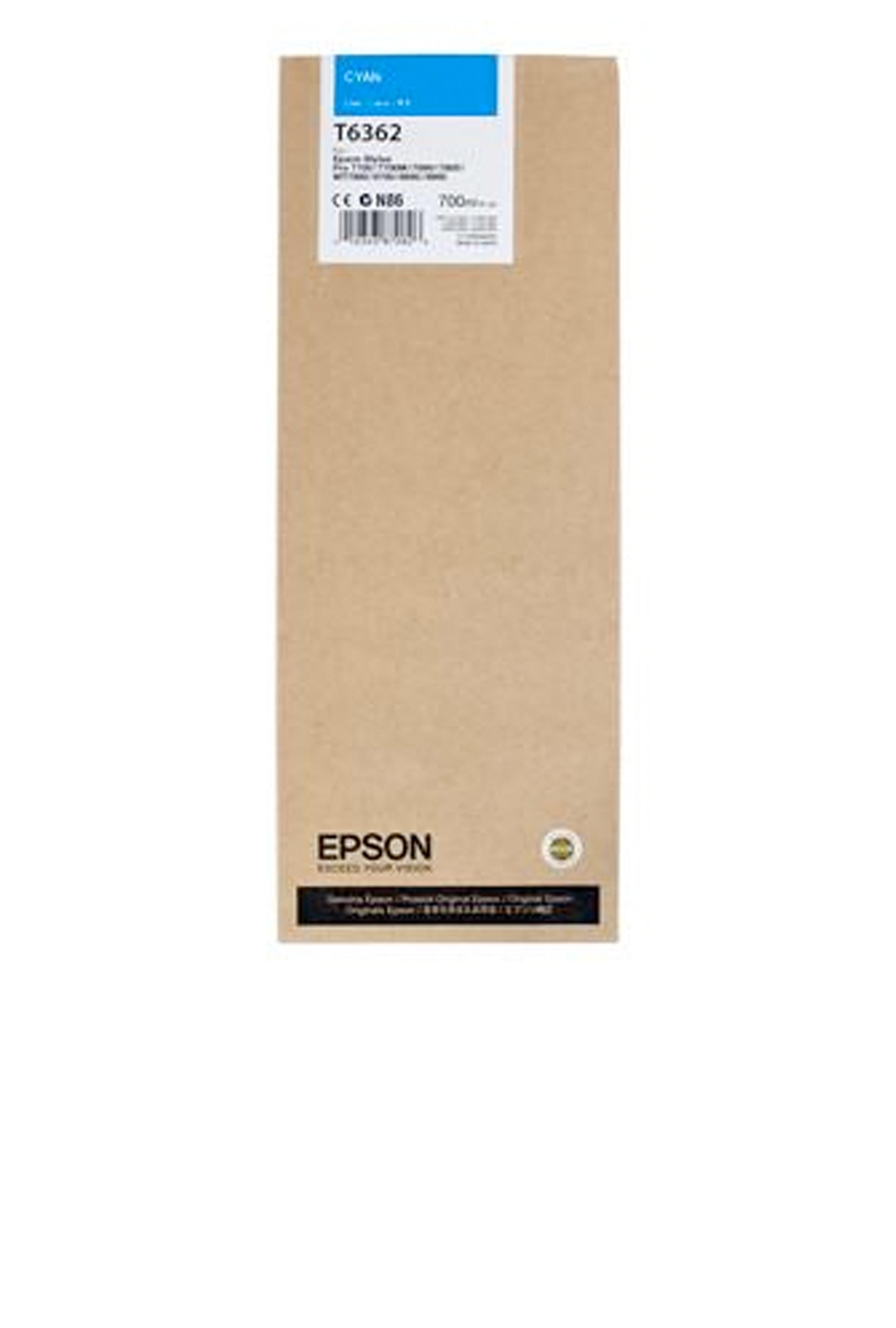 Epson EPSON HI CYAN INK (700 ML) (T636200)