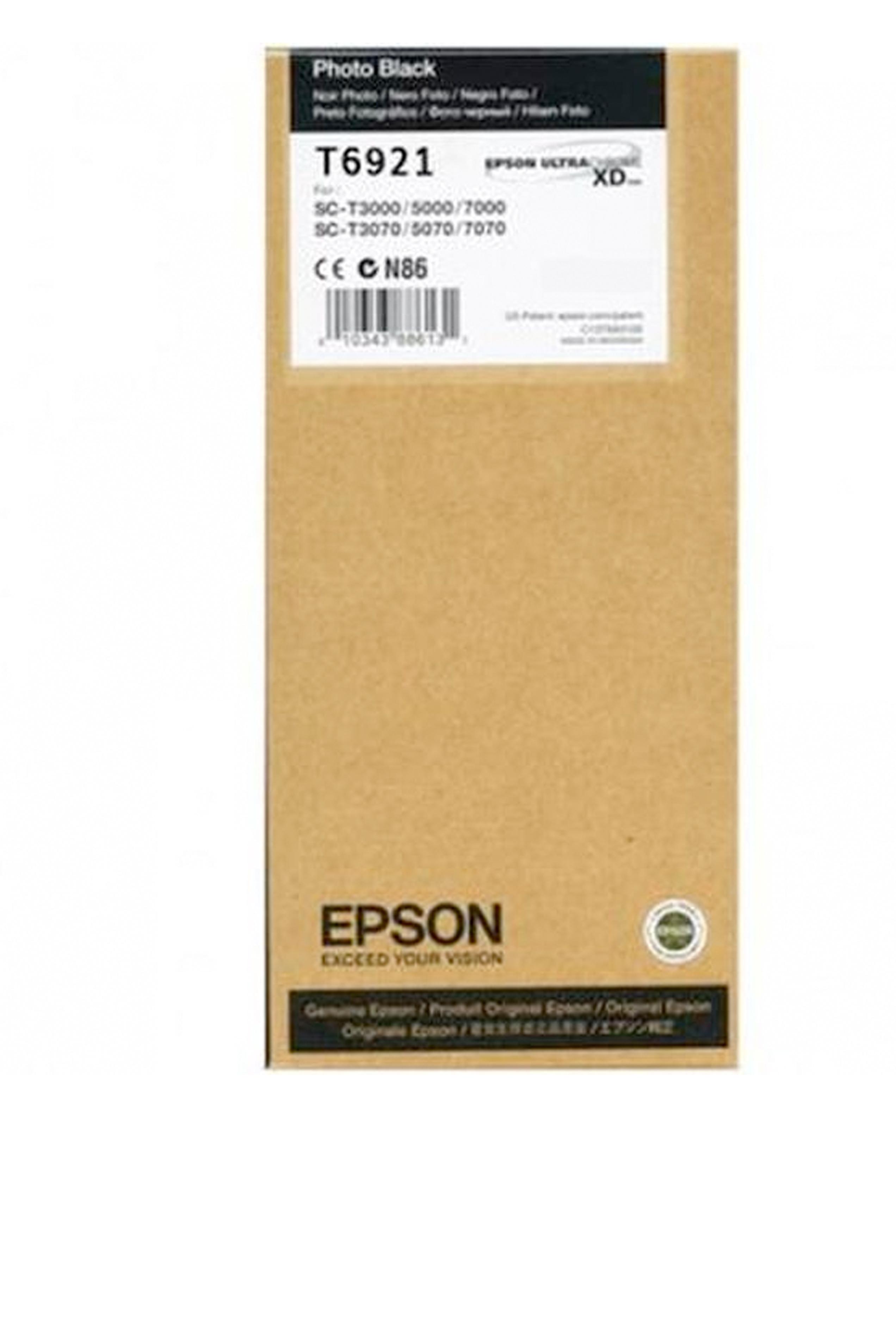 Epson EPSON LW PHOTO BLACK INK (110 ML) (T692100)