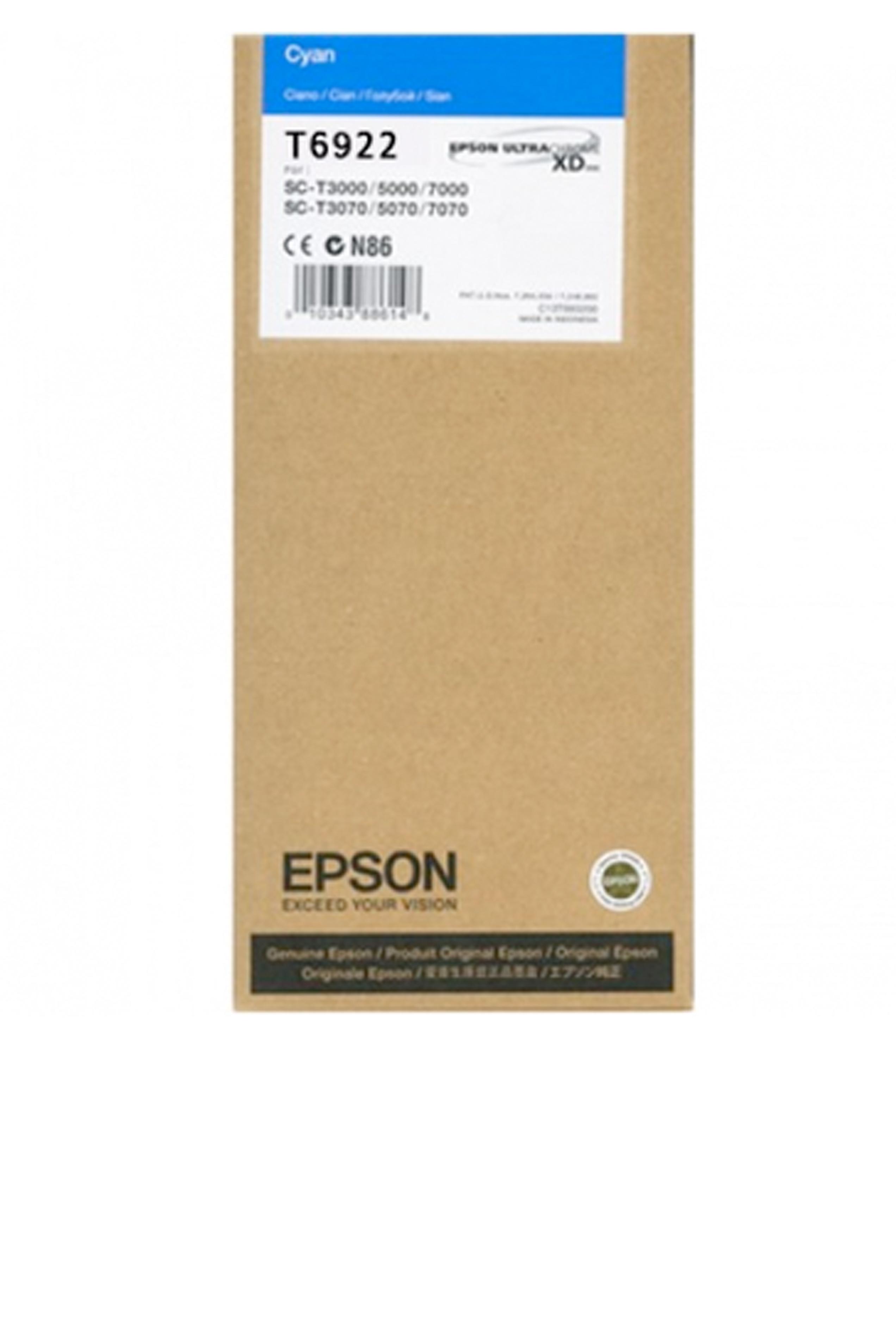 Epson EPSON LW CYAN INK (110 ML) (T692200)
