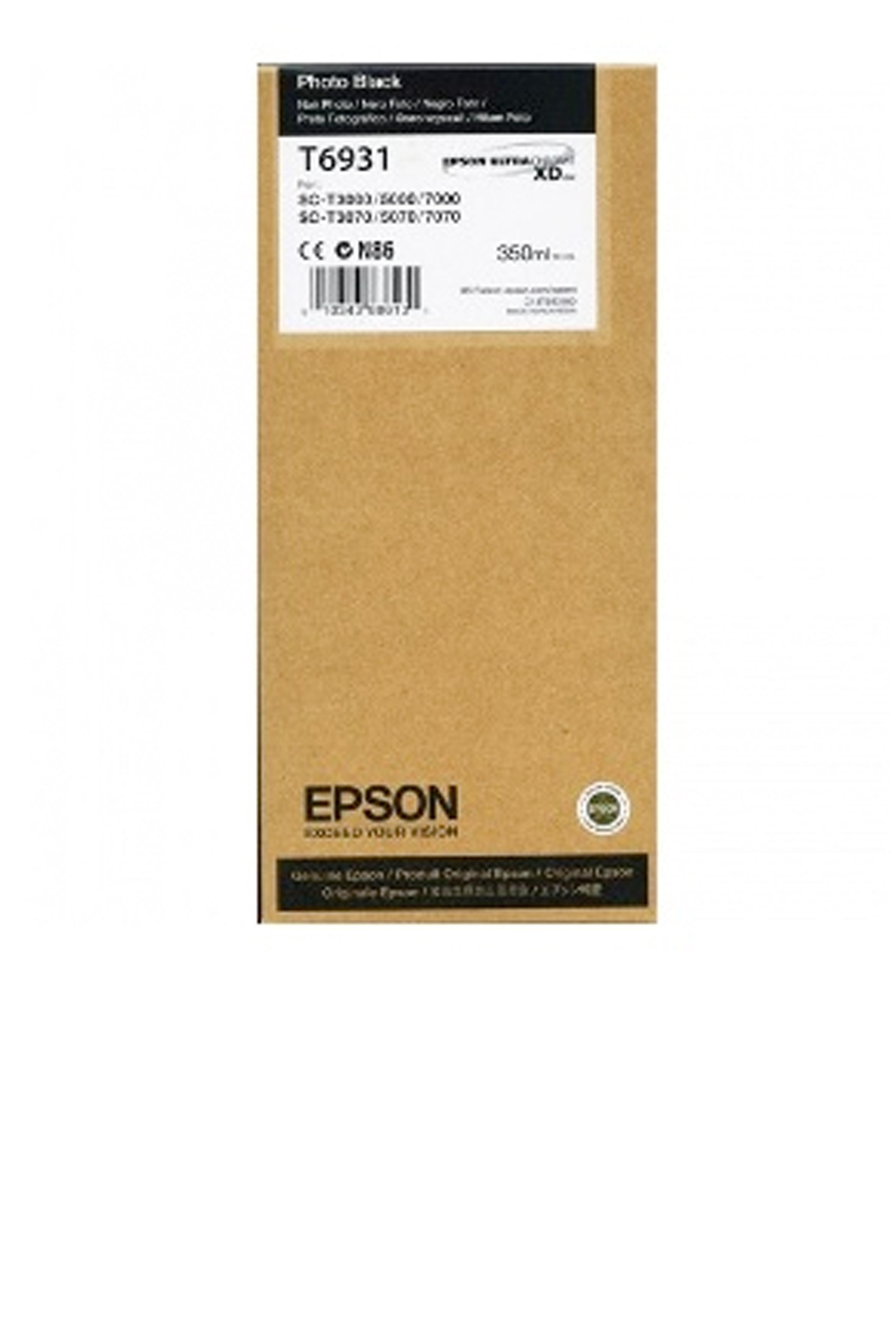 Epson EPSON SD PHOTO BLACK INK (350 ML) (T693100)