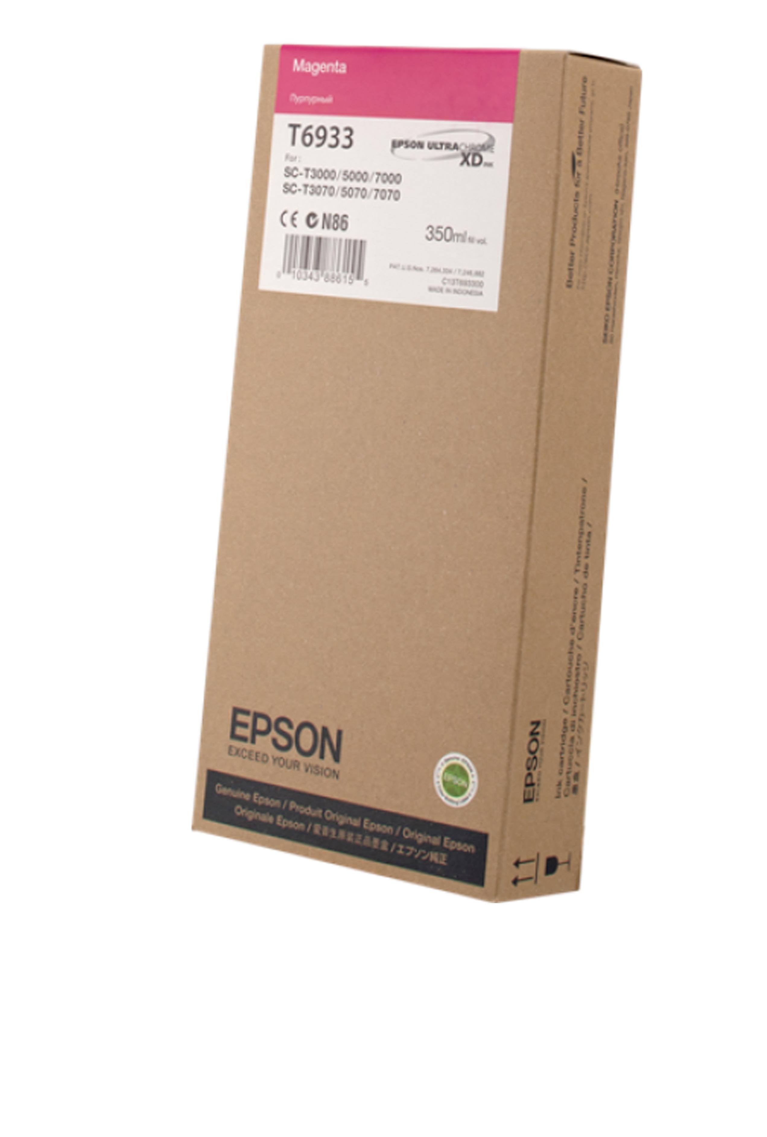 Epson EPSON SD MAGENTA INK (350 ML) (T693300)