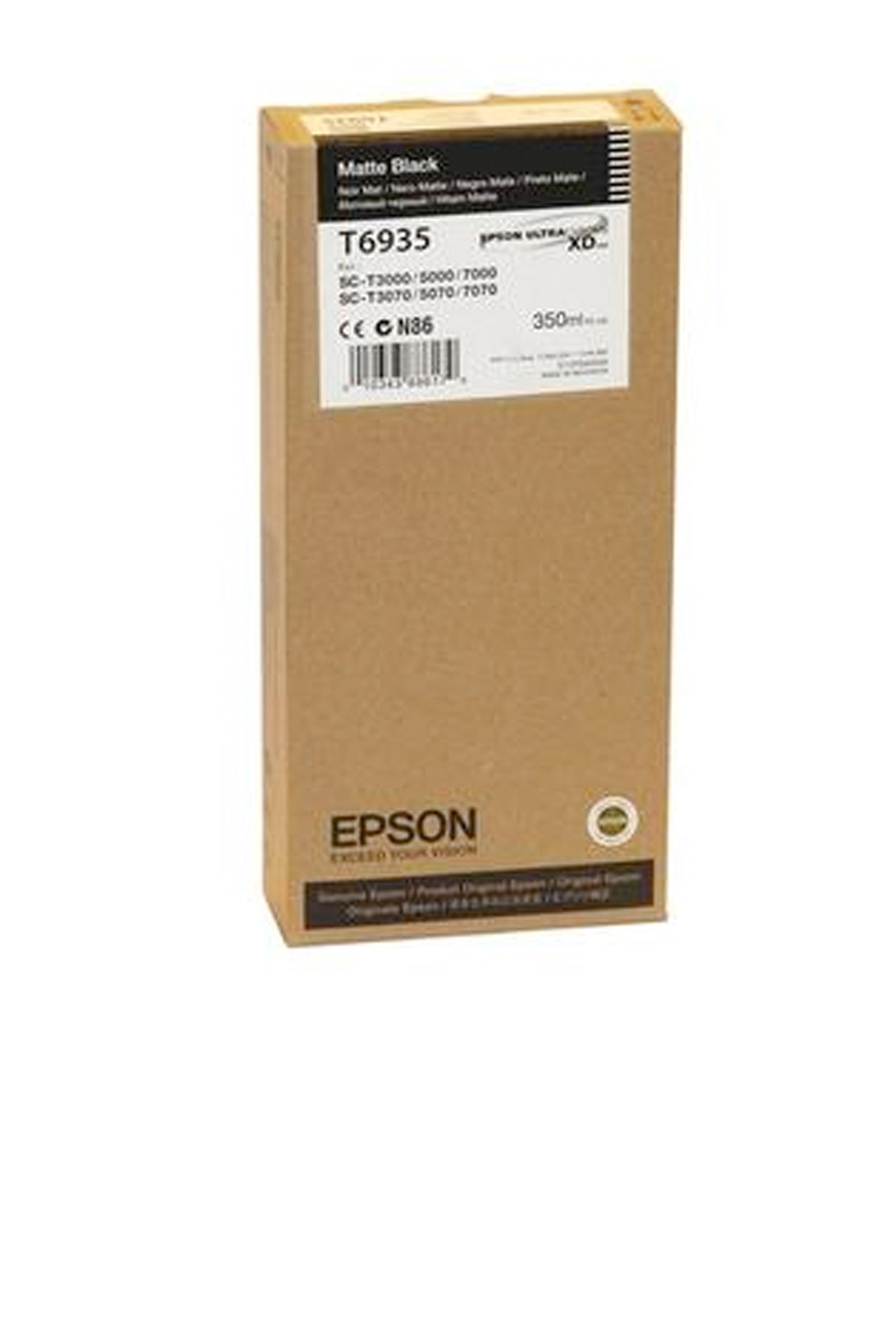 Epson EPSON SD MATTE BLACK INK (350 ML) (T693500)
