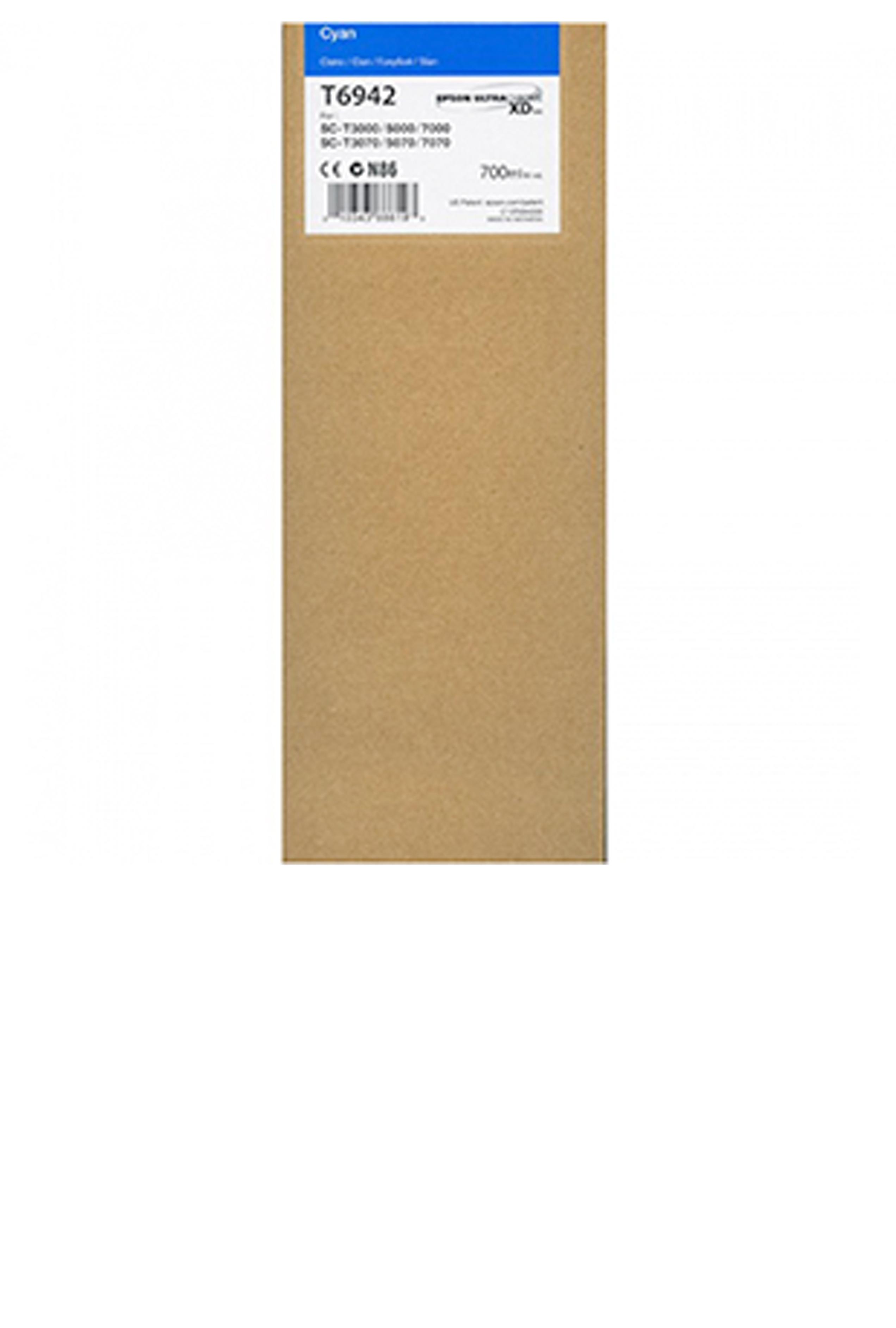 Epson EPSON HI CYAN INK (700 ML) (T694200)