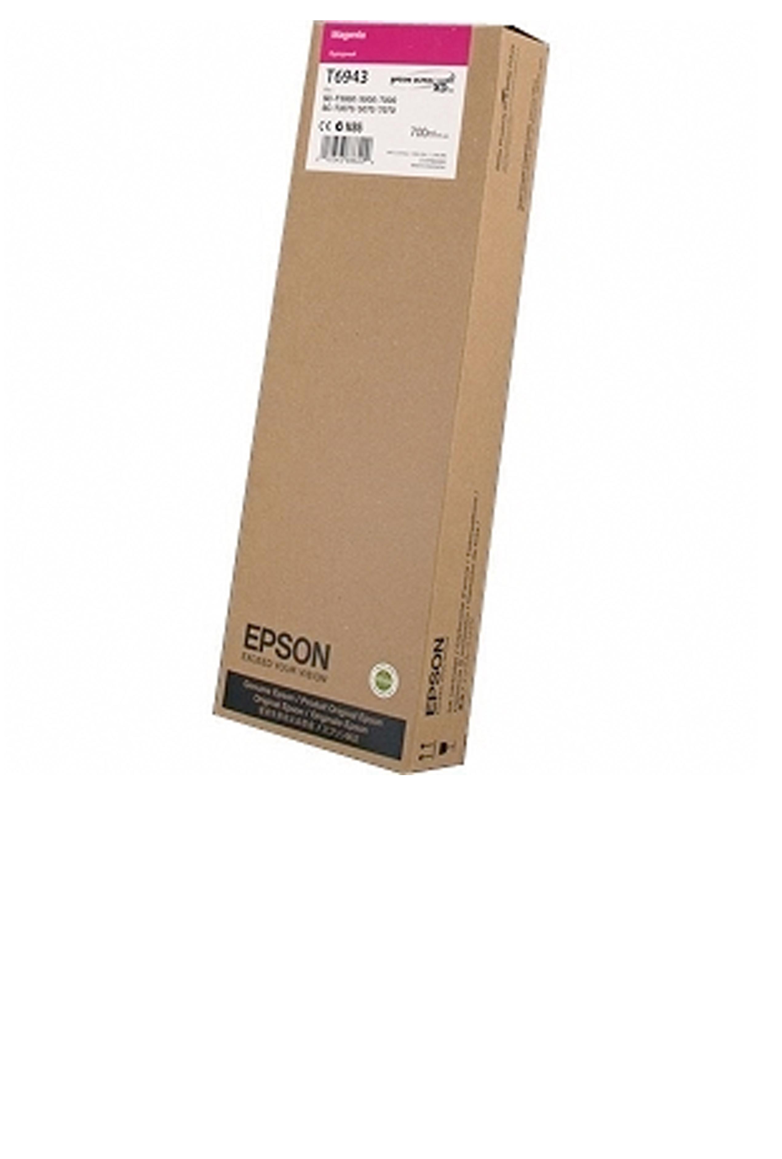 Epson EPSON HI MAGENTA INK (700 ML) (T694300)