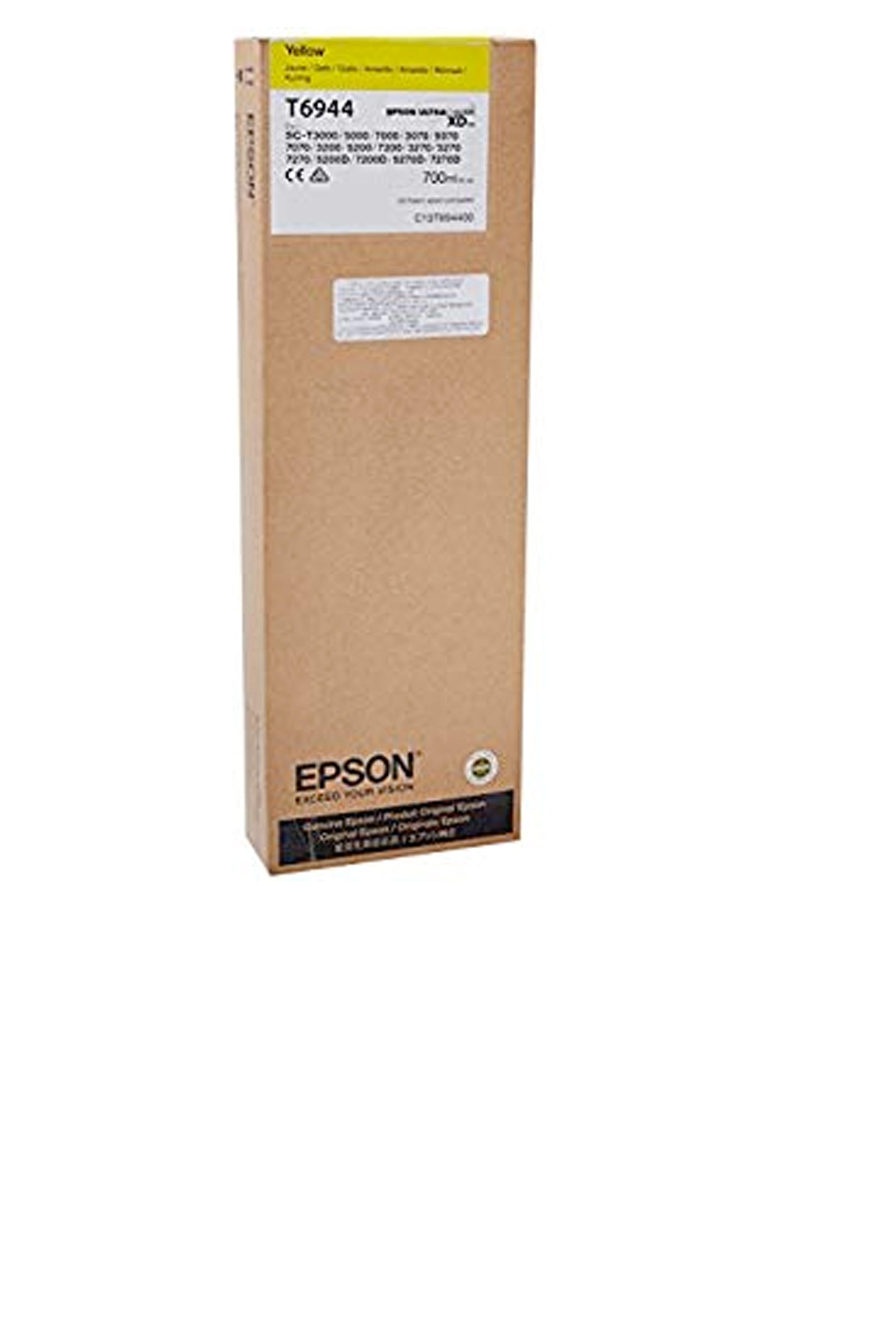 Epson EPSON HI YELLOW INK (700 ML) (T694400)
