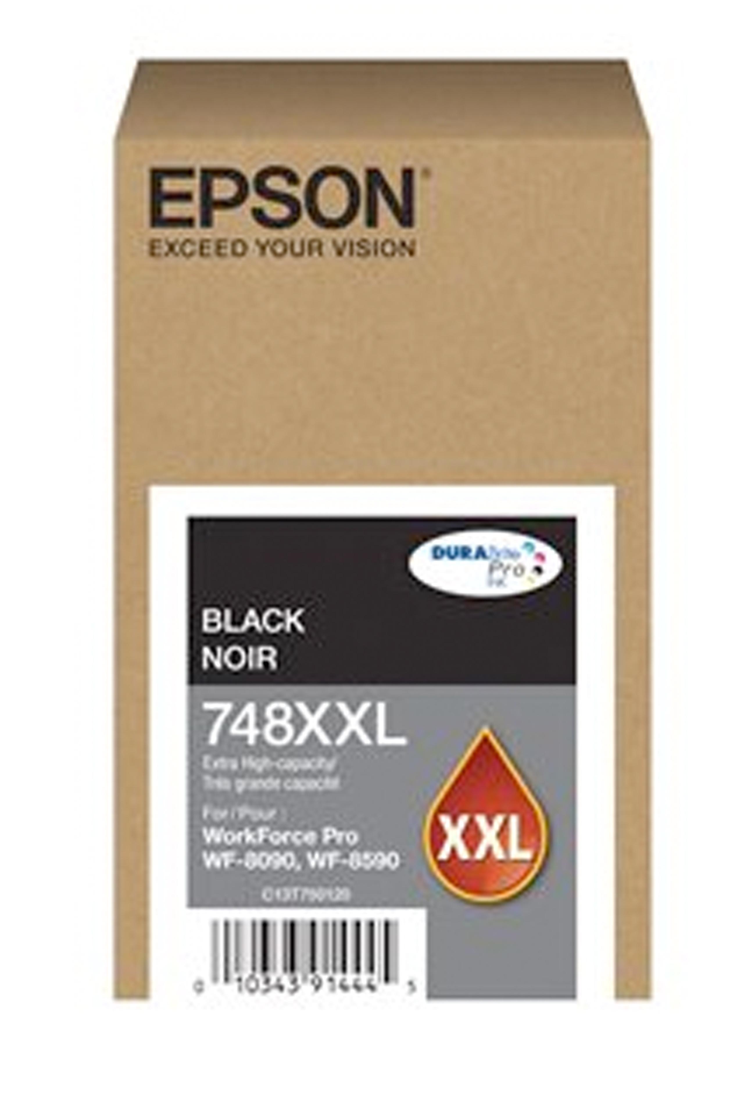 Epson EPSON XH BLACK INK (10000) (T748XXL120)