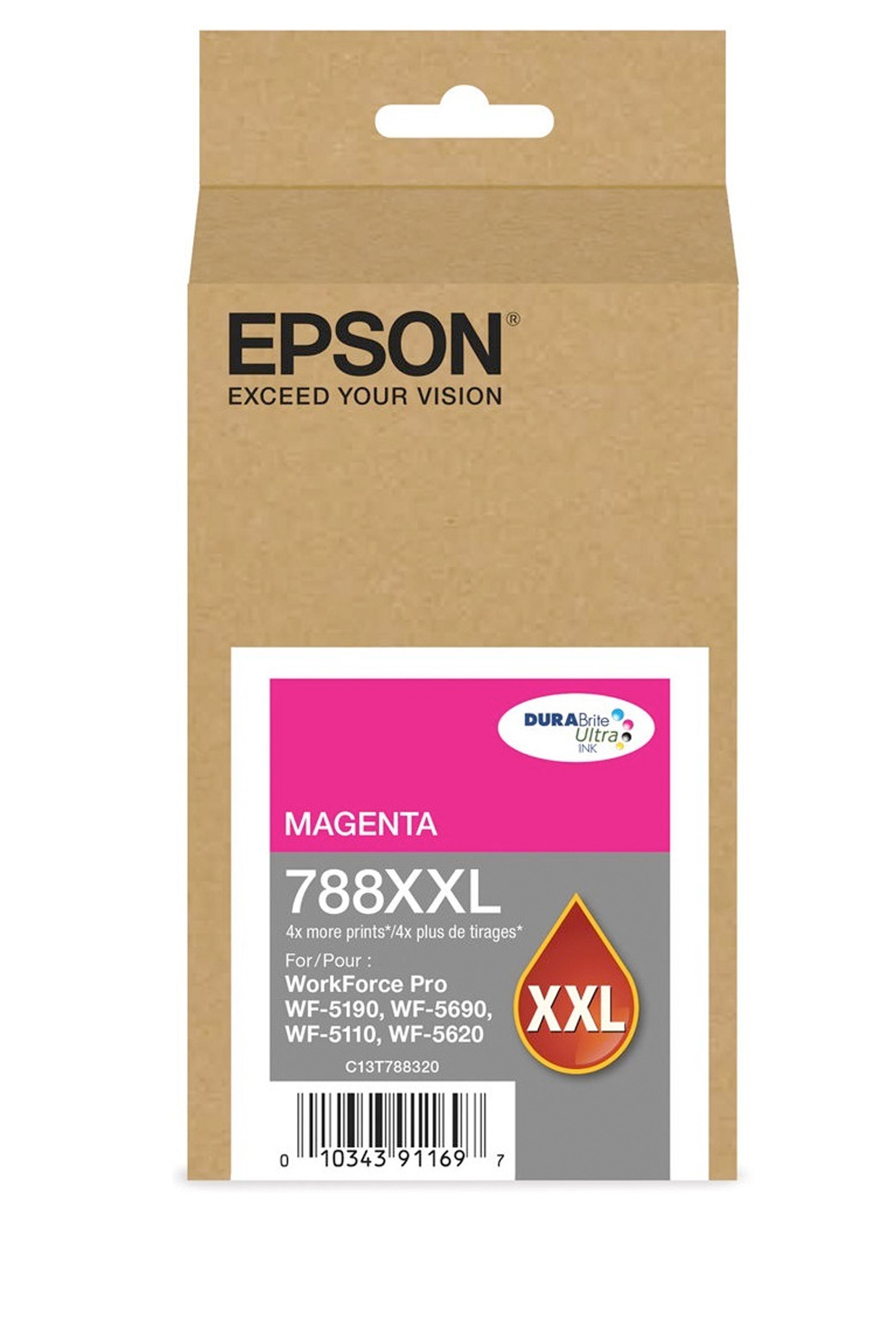Epson EPSON XH MAGENTA INK (7000) (T748XXL320)