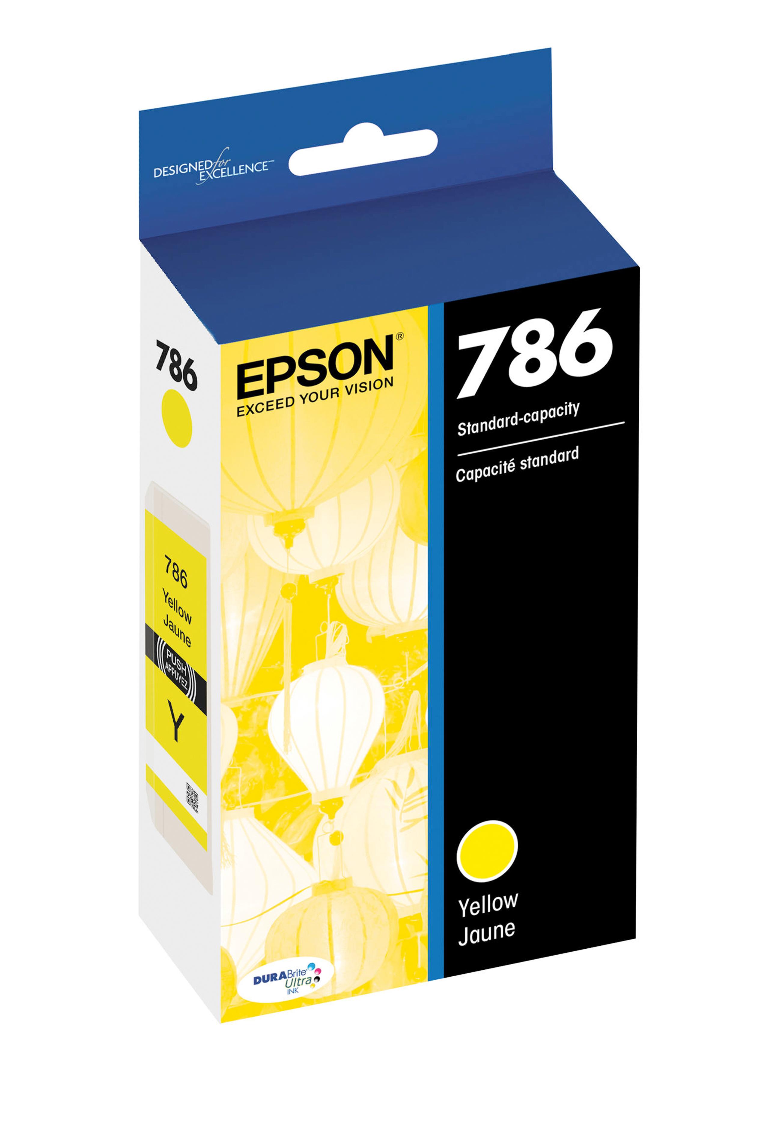 Epson EPSON SD YELLOW INK (800) (T786420)