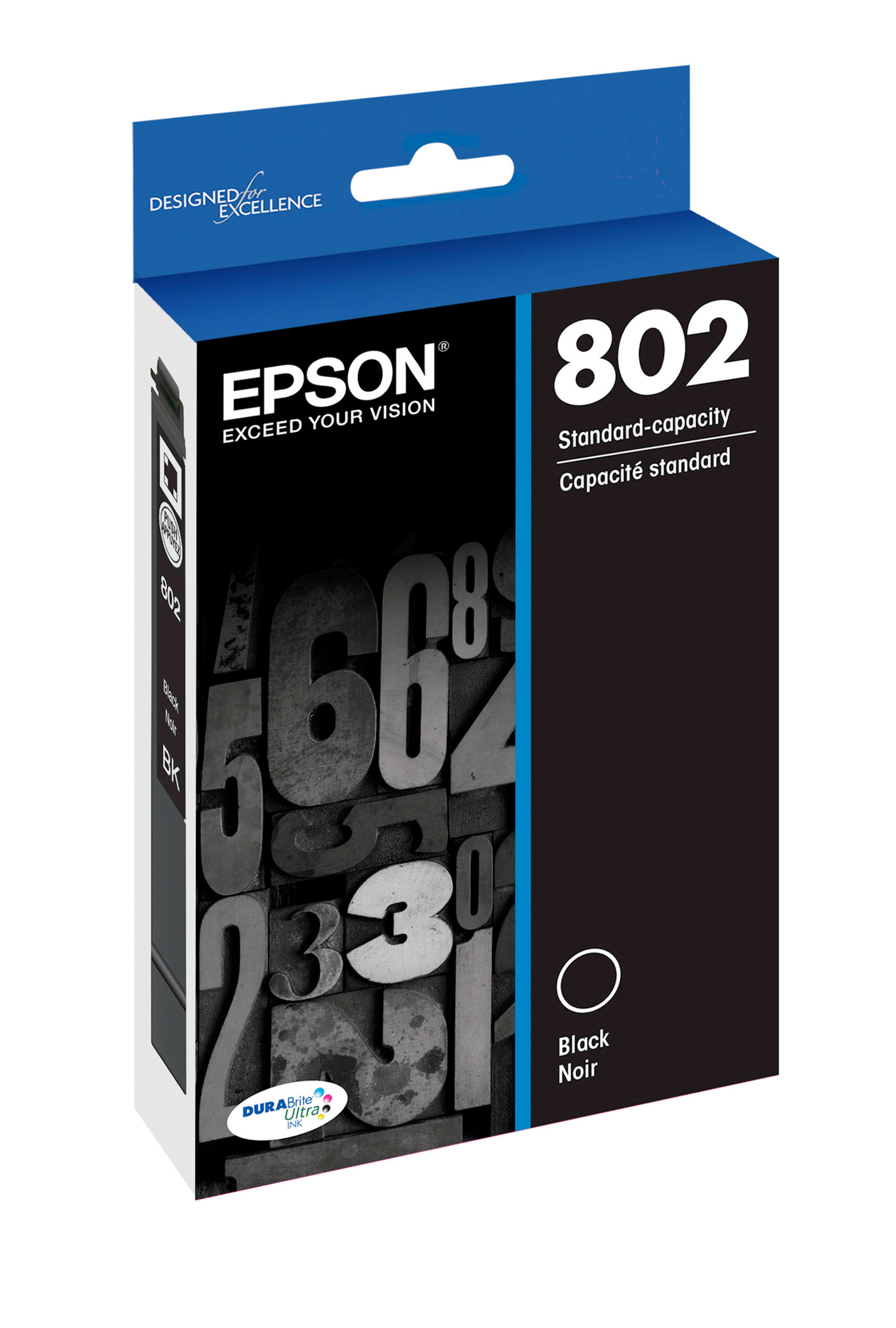 Epson EPSON SD BLACK INK (900) (T802120-S)