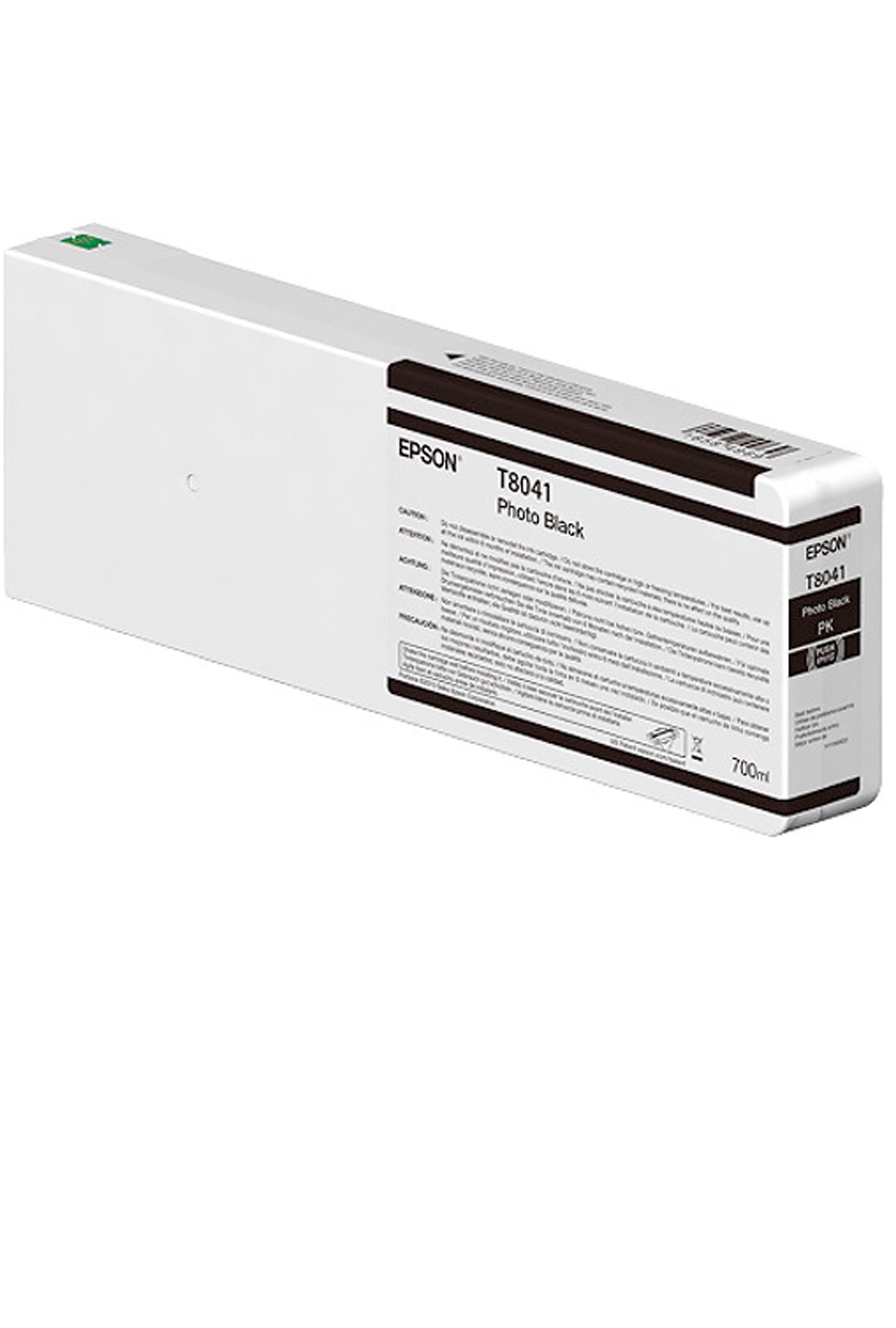 Epson EPSON XH PHOTO BLACK INK (700 ML) (T804100)