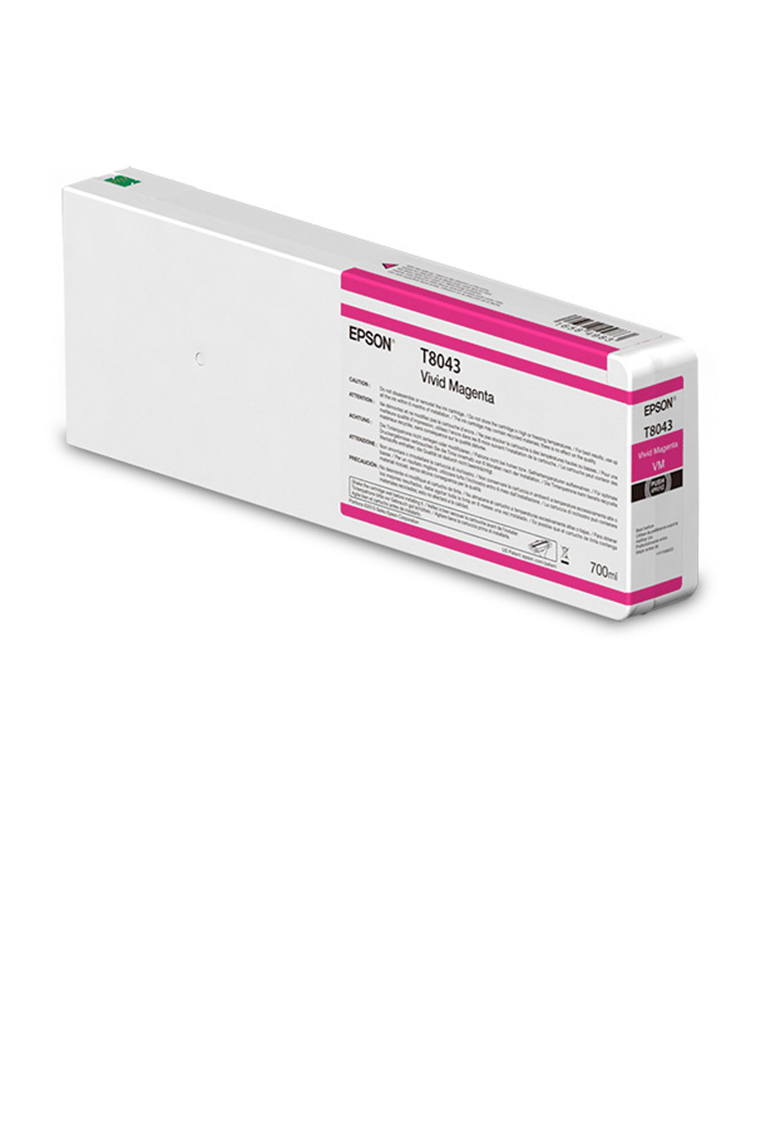 Epson EPSON XH MAGENTA INK (700 ML) (T804300)