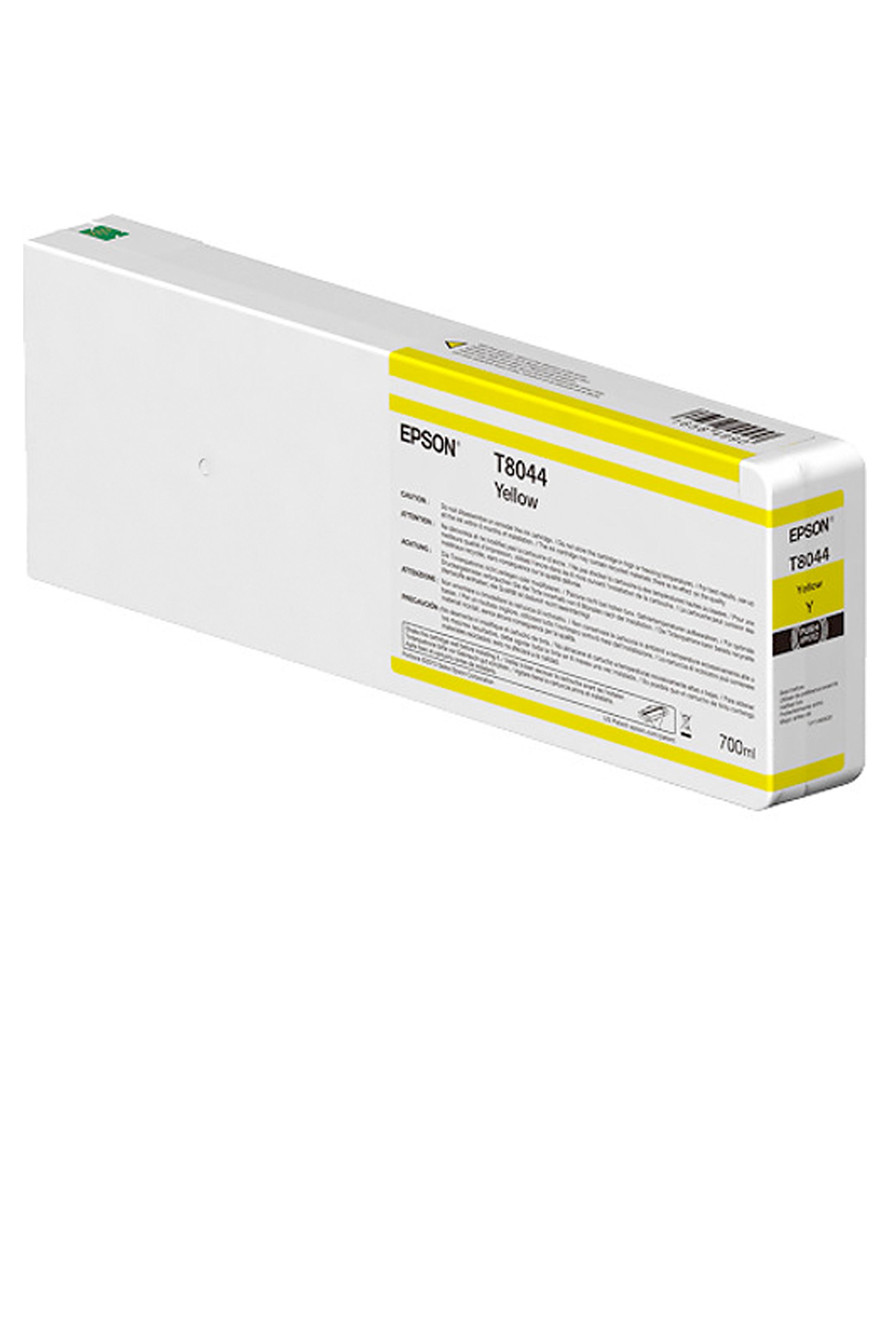 Epson EPSON XH YELLOW INK (700 ML) (T804400)