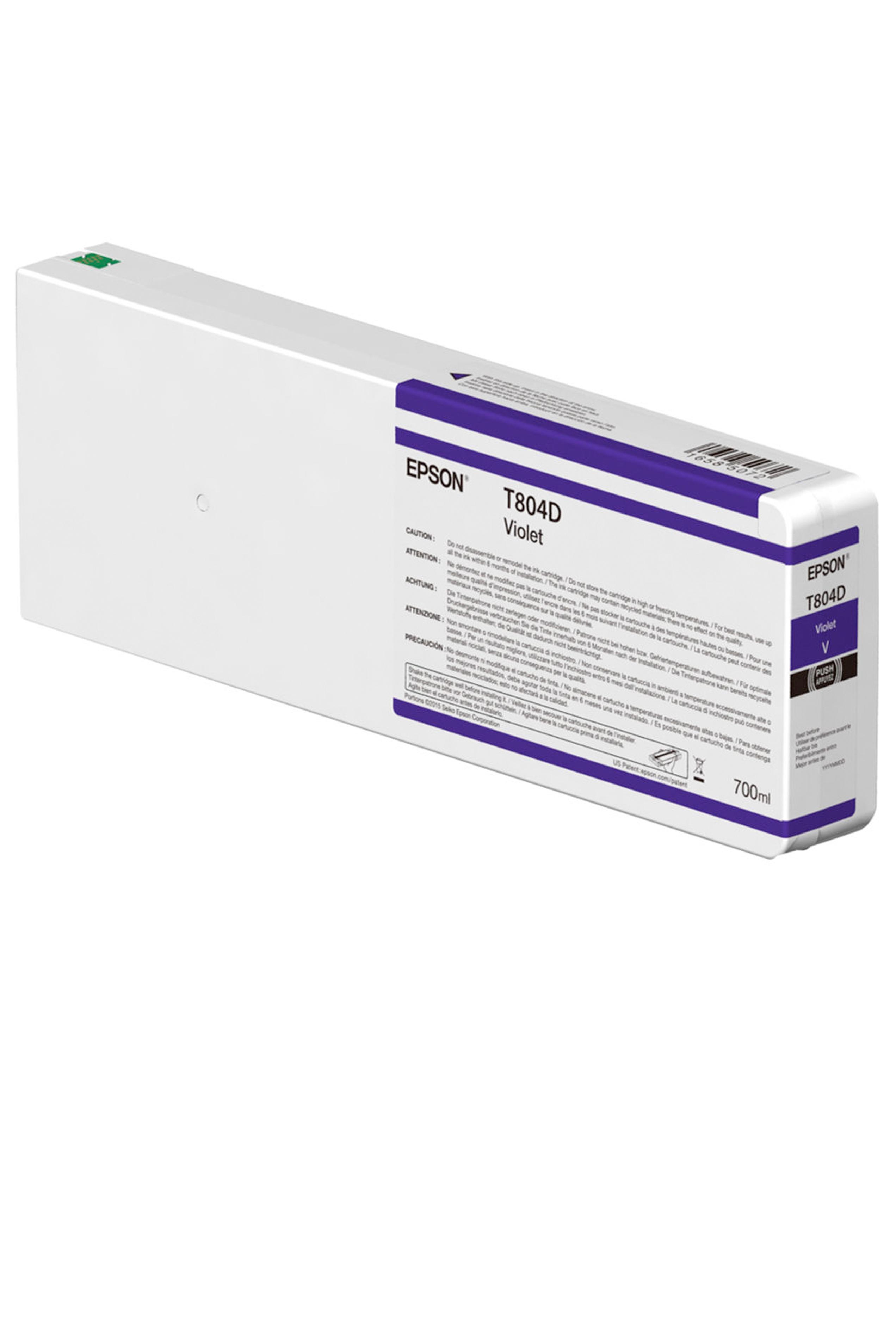 Epson EPSON XH VIOLET INK (700 ML) (T804D00)