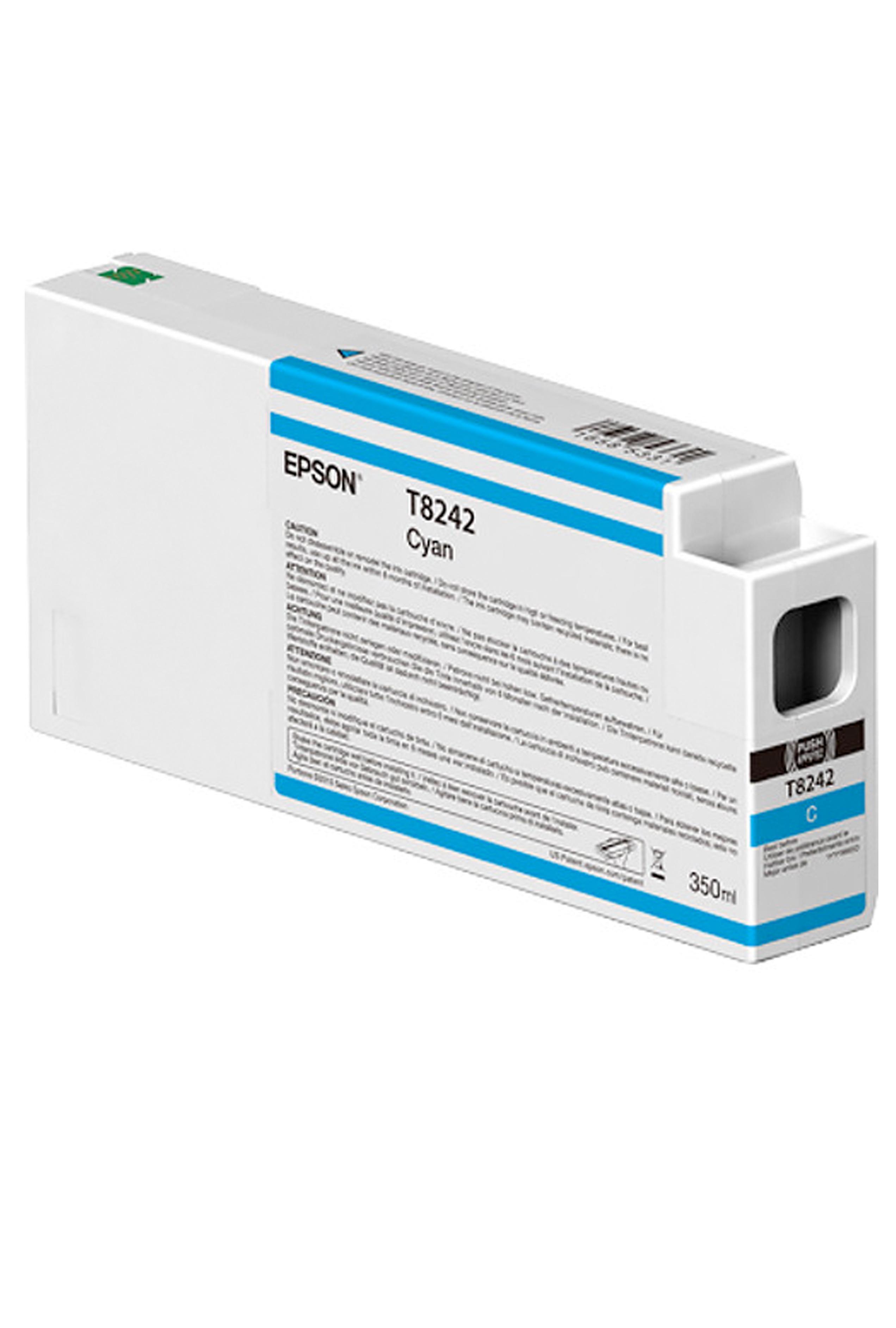 Epson EPSON HI CYAN INK (350 ML) (T824200)