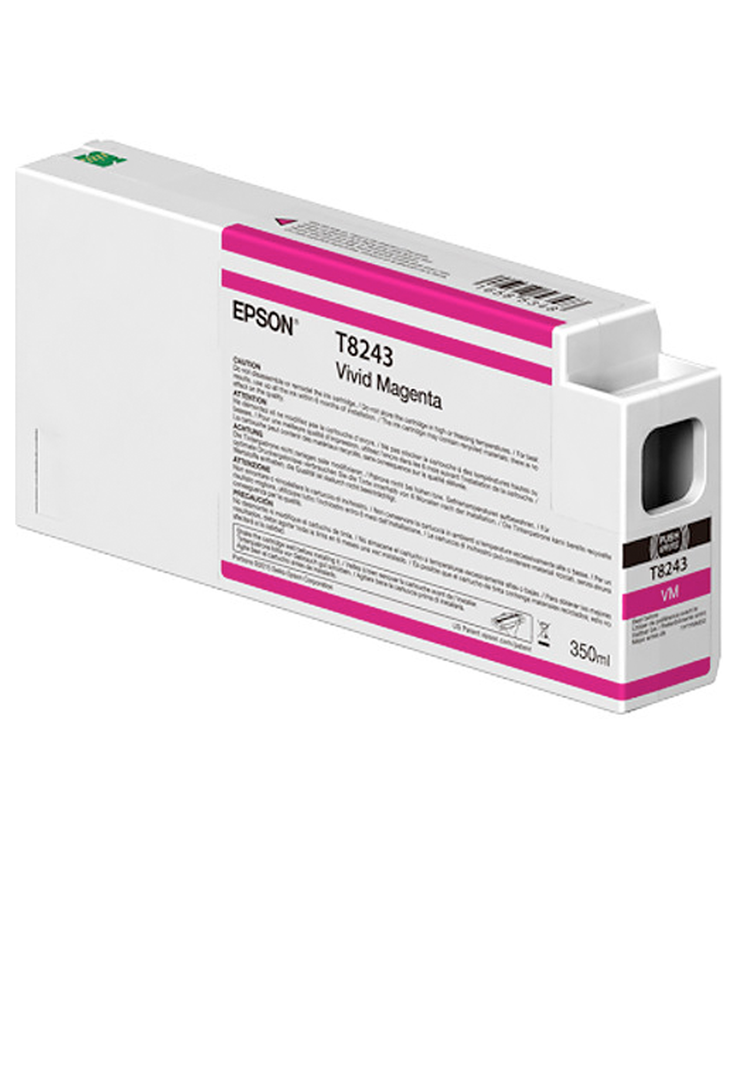 Epson EPSON HI MAGENTA INK (350 ML) (T824300)
