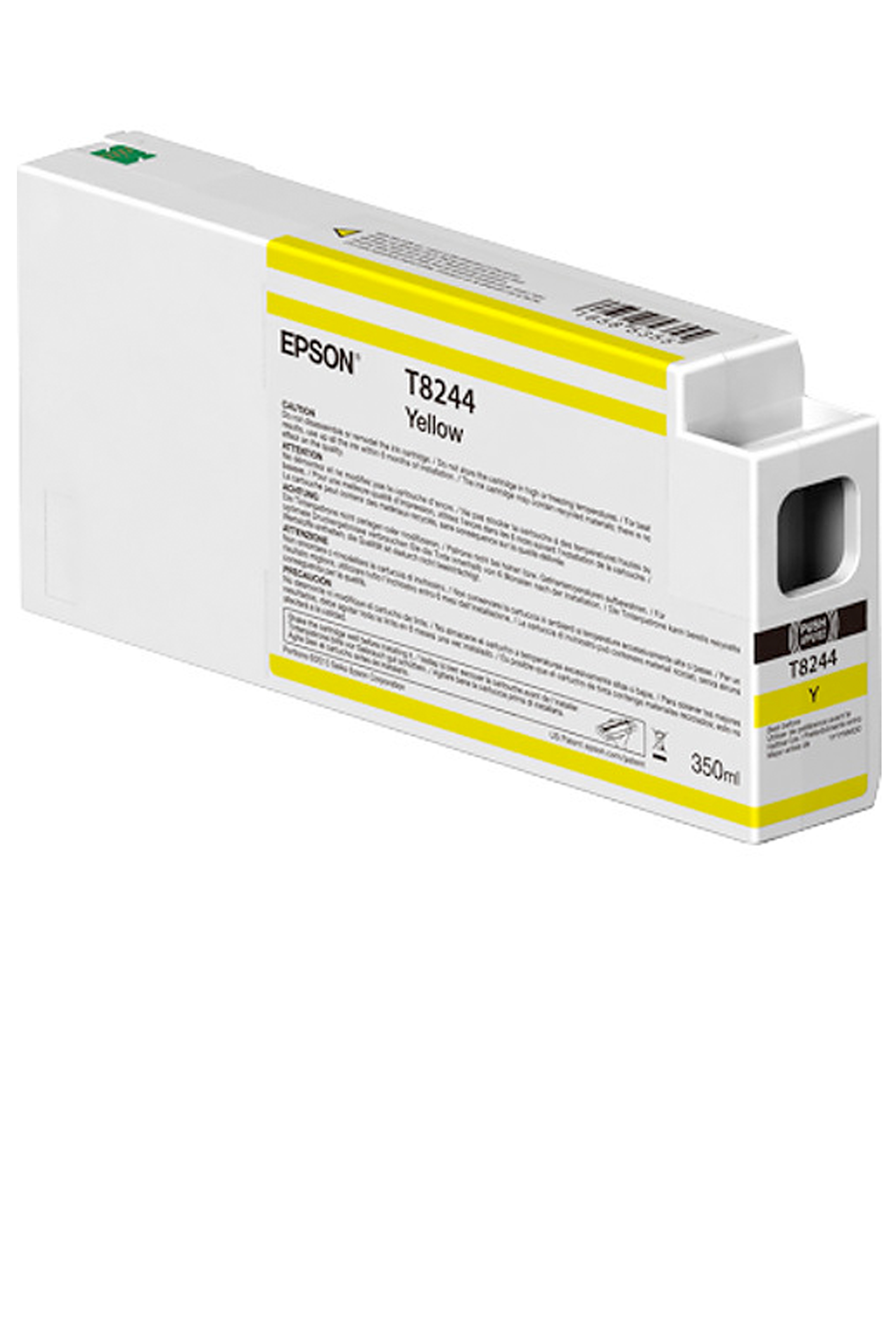 Epson EPSON HI YELLOW INK (350 ML) (T824400)