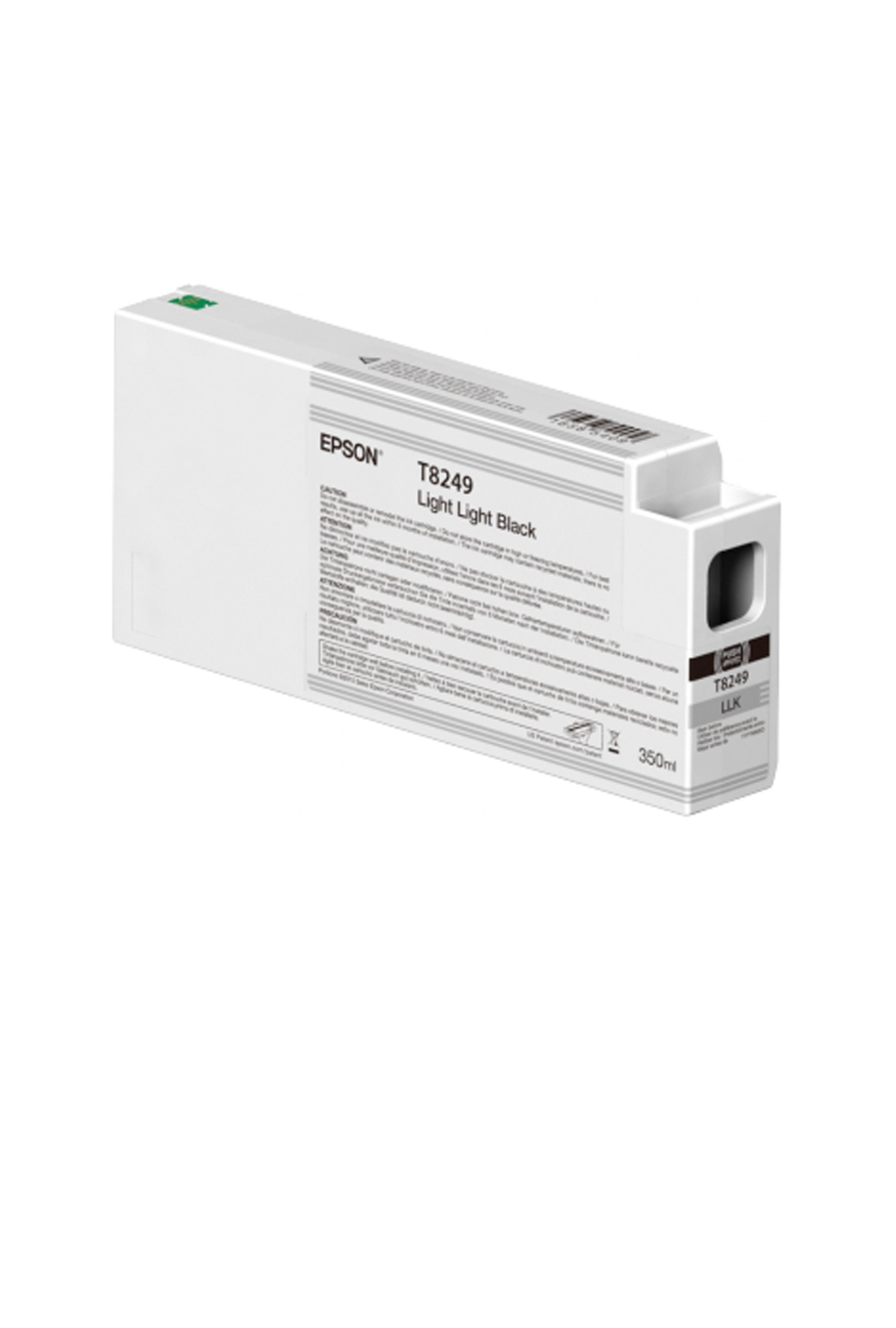 Epson EPSON HI LT BLACK INK (350 ML) (T824700)