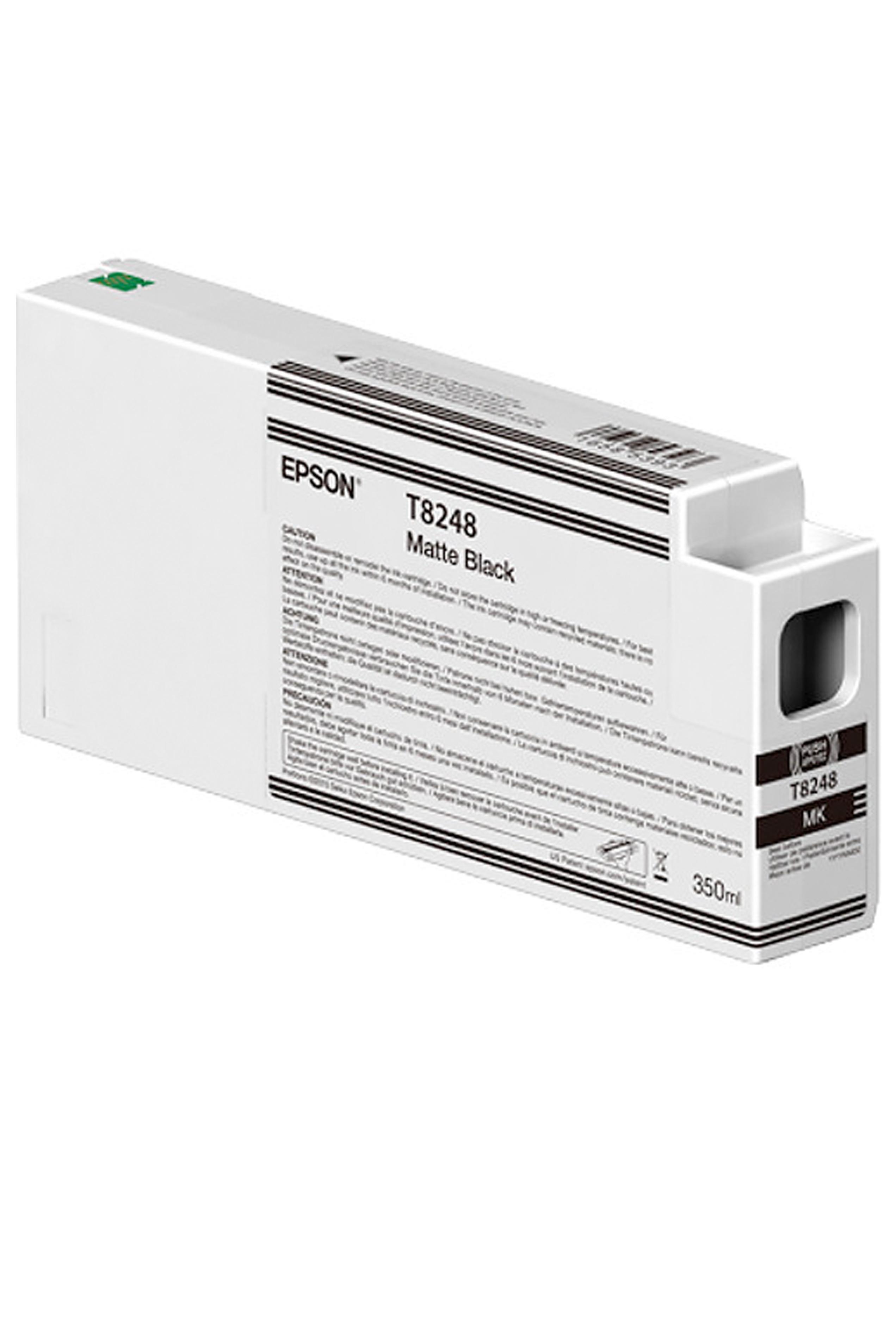 Epson EPSON HI MATTE BLACK INK (350 ML) (T824800)