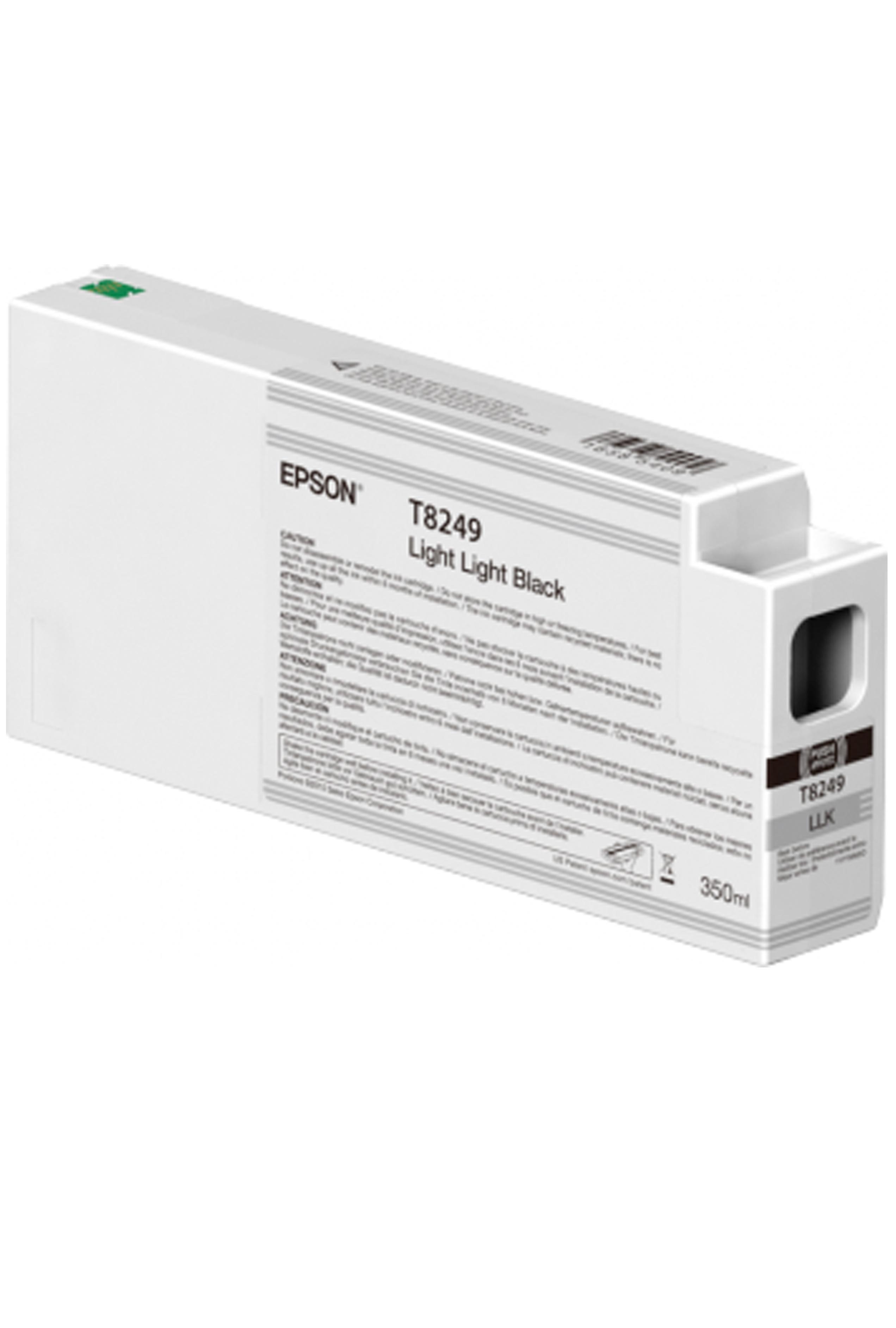Epson EPSON HI LT LT BLACK INK (350 ML) (T824900)