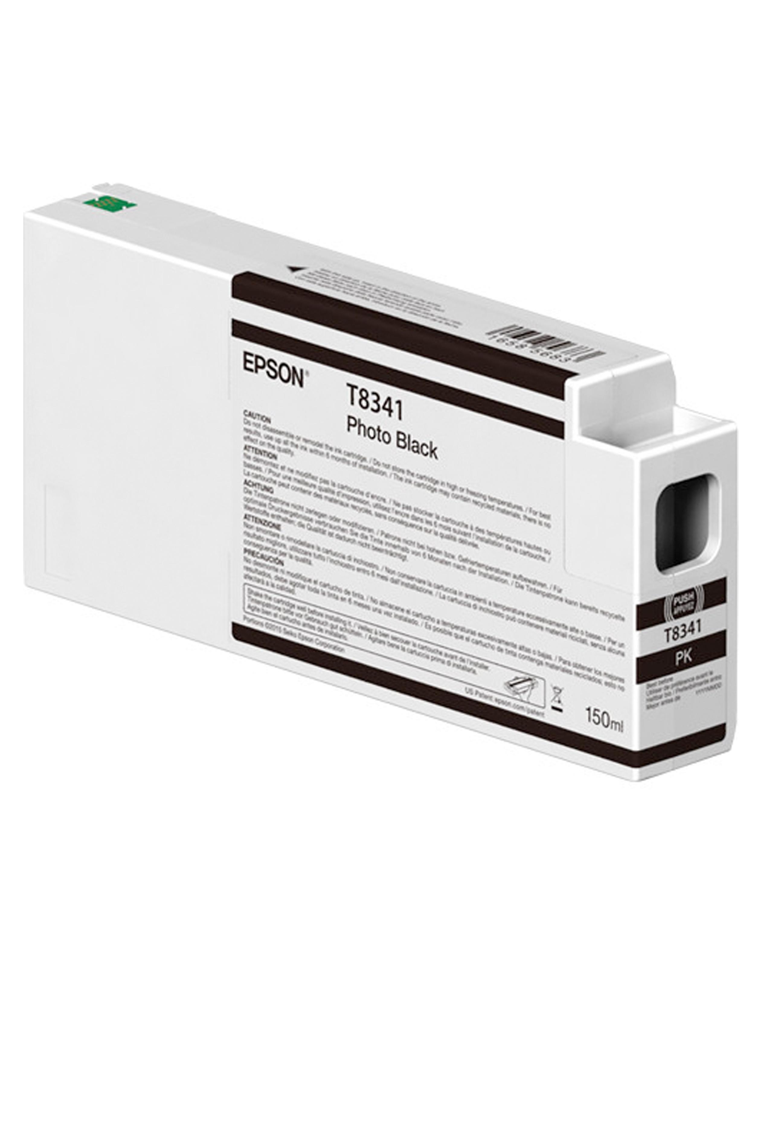 Epson EPSON SD PHOTO BLACK INK (150 ML) (T834100)