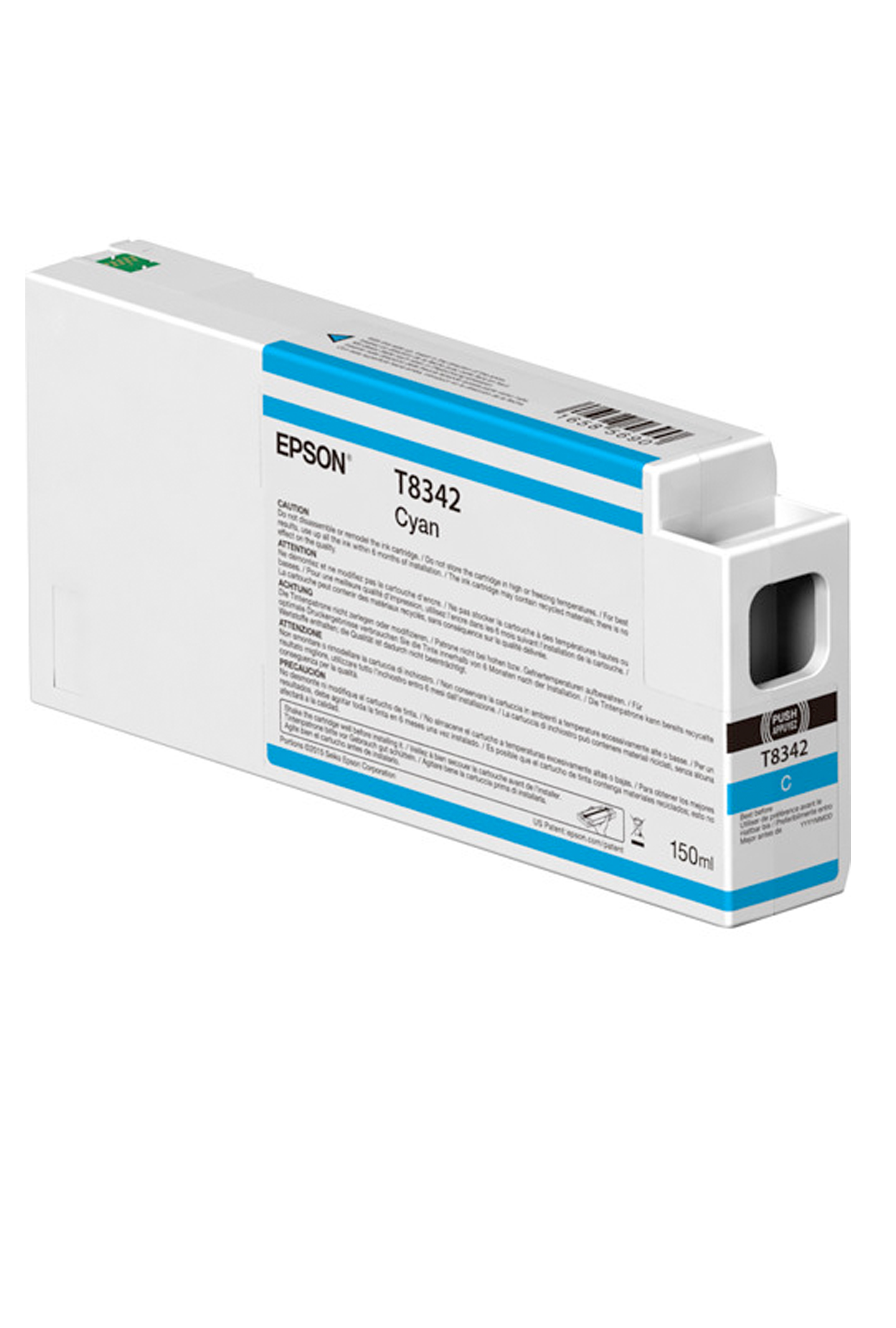 Epson EPSON SD CYAN INK (150 ML) (T834200)