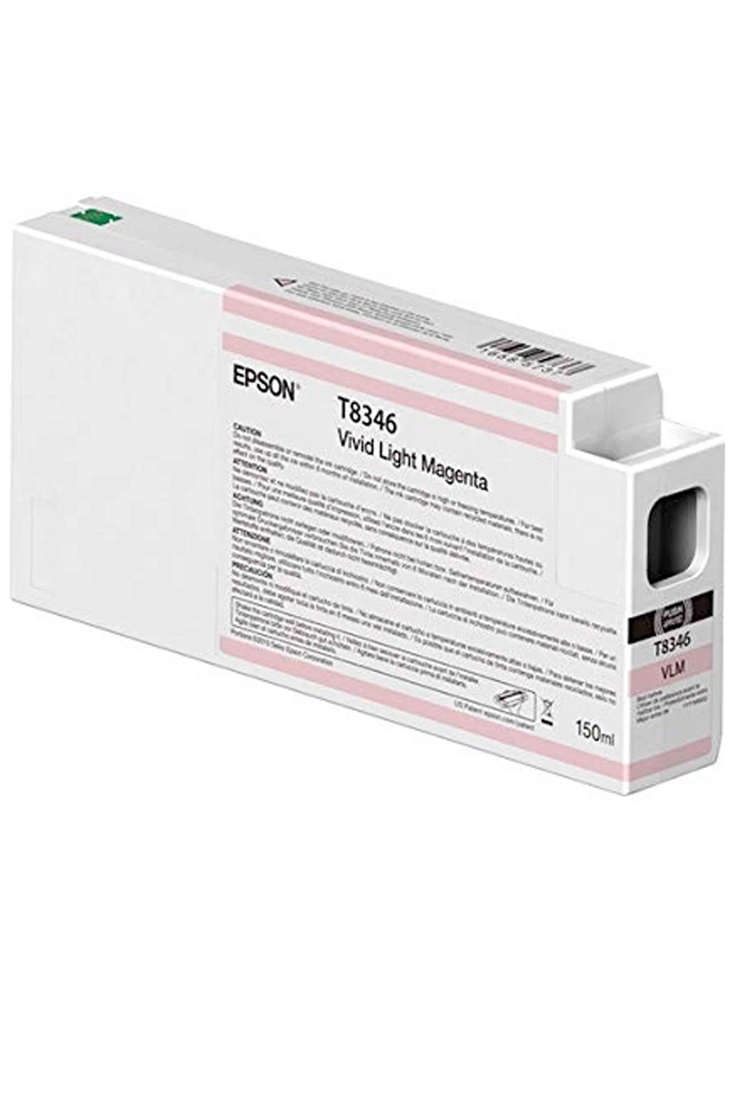 Epson EPSON SD LT MAGENTA INK (150 ML) (T834600)