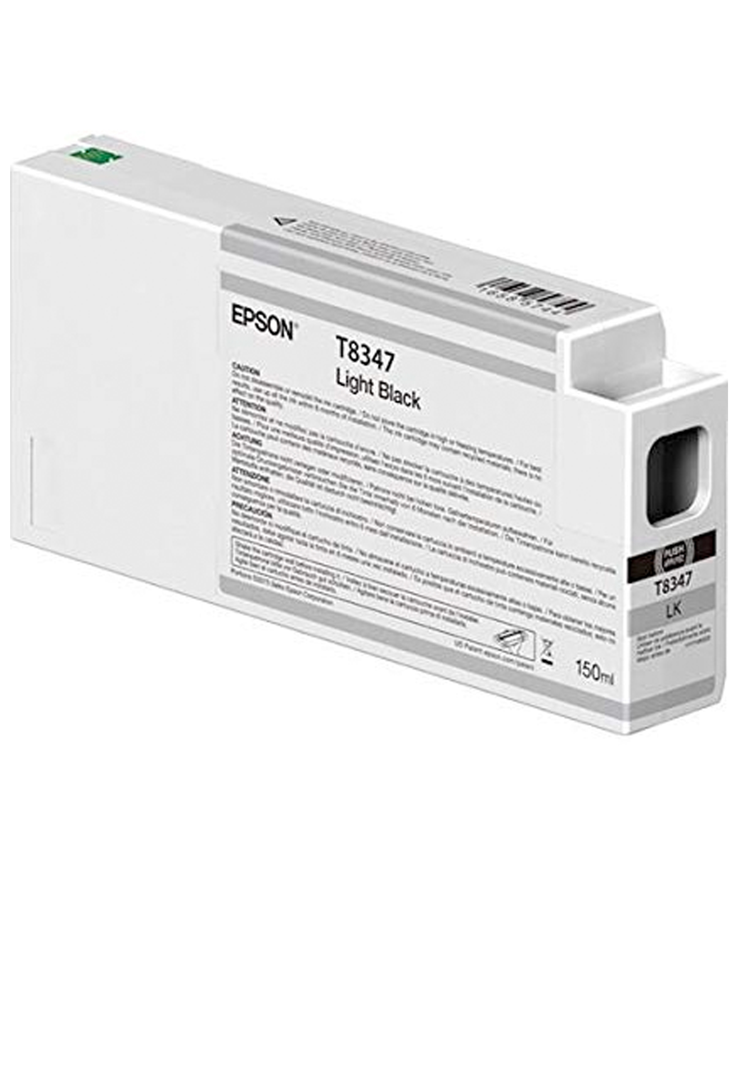 Epson EPSON SD LT BLACK INK (150 ML) (T834700)
