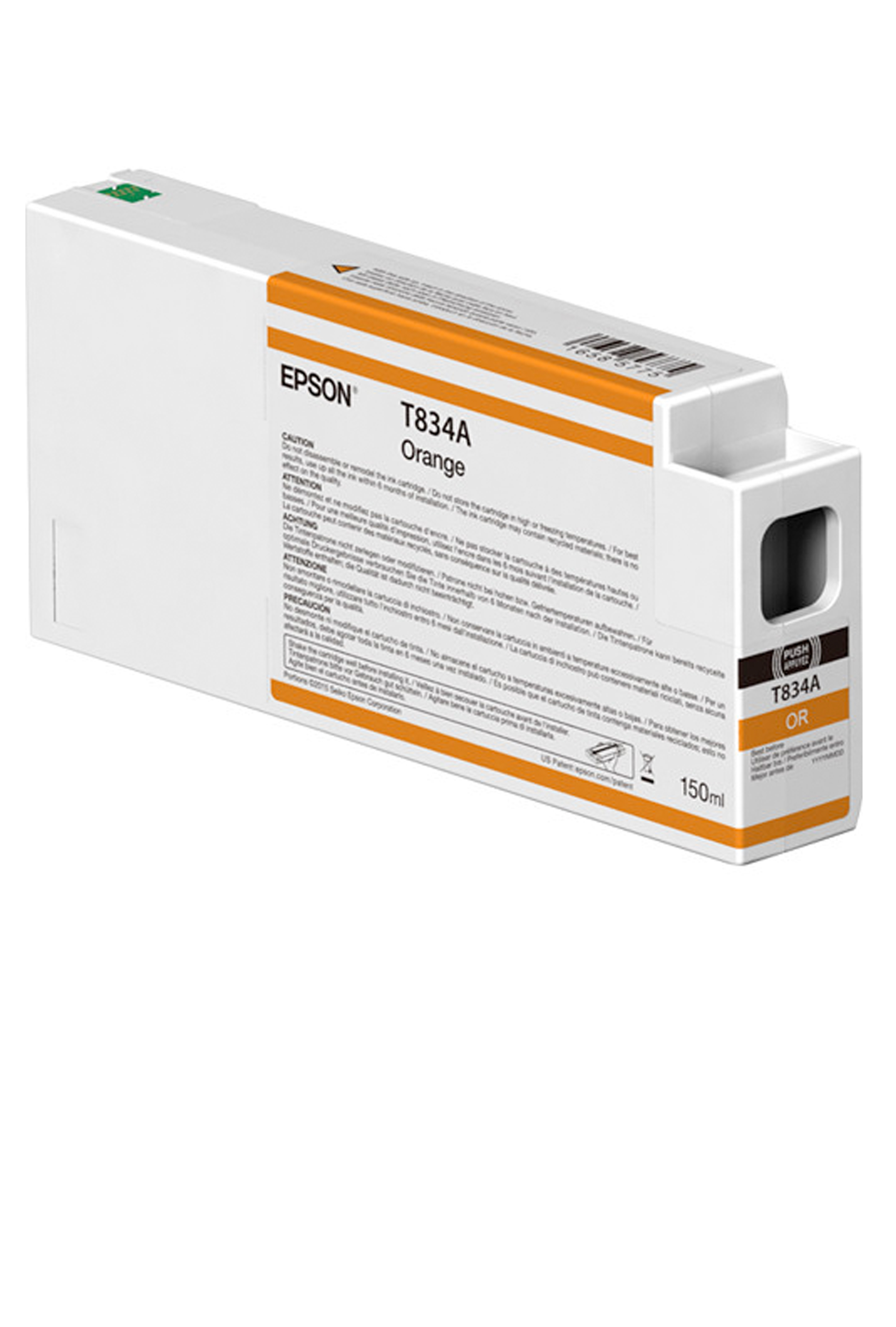Epson EPSON SD ORANGE INK (150 ML) (T834A00)