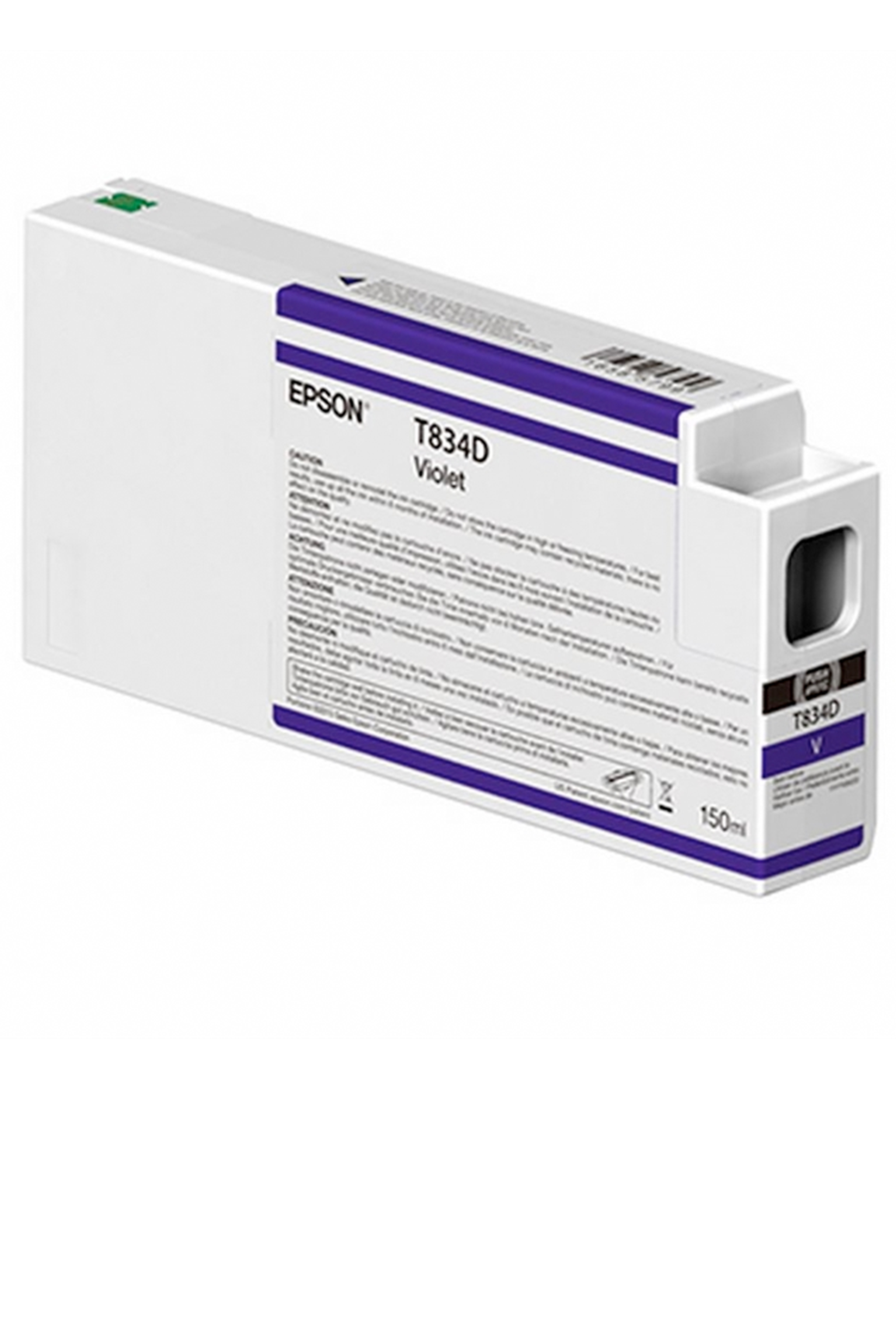 Epson EPSON SD VIOLET INK (150 ML) (T834D00)