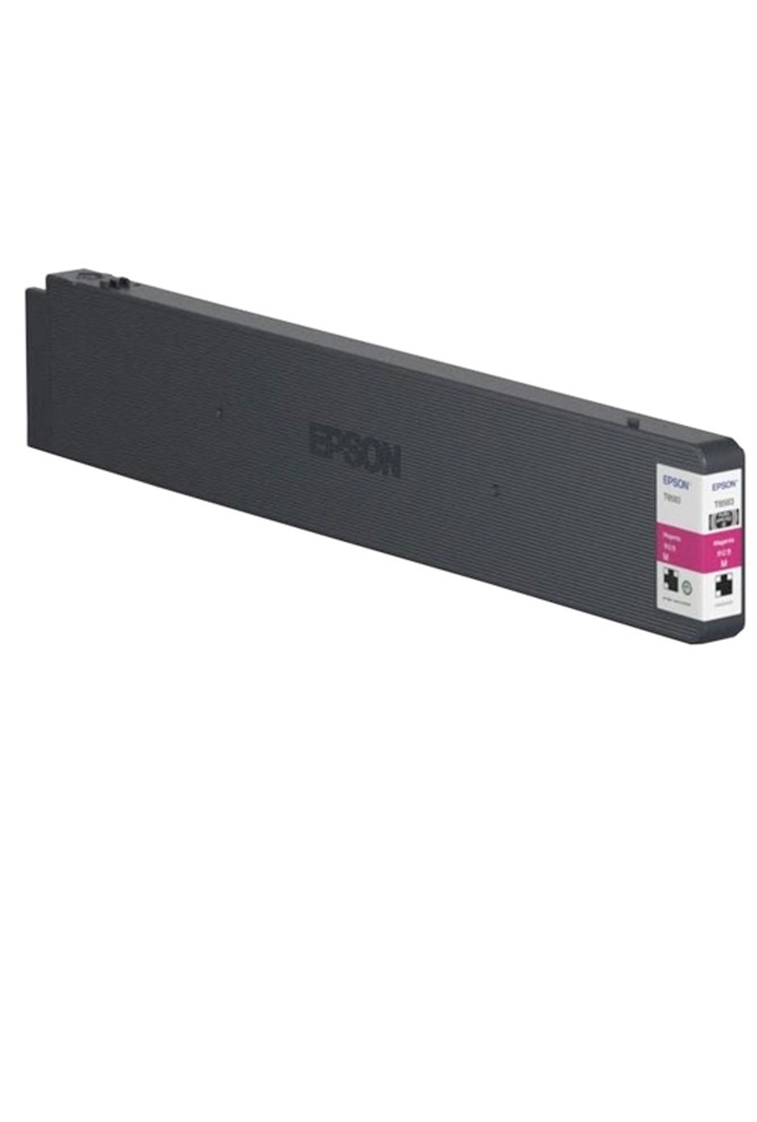 Epson T858, Magenta Ink Cartridge, Extra High-capacity (T858320)