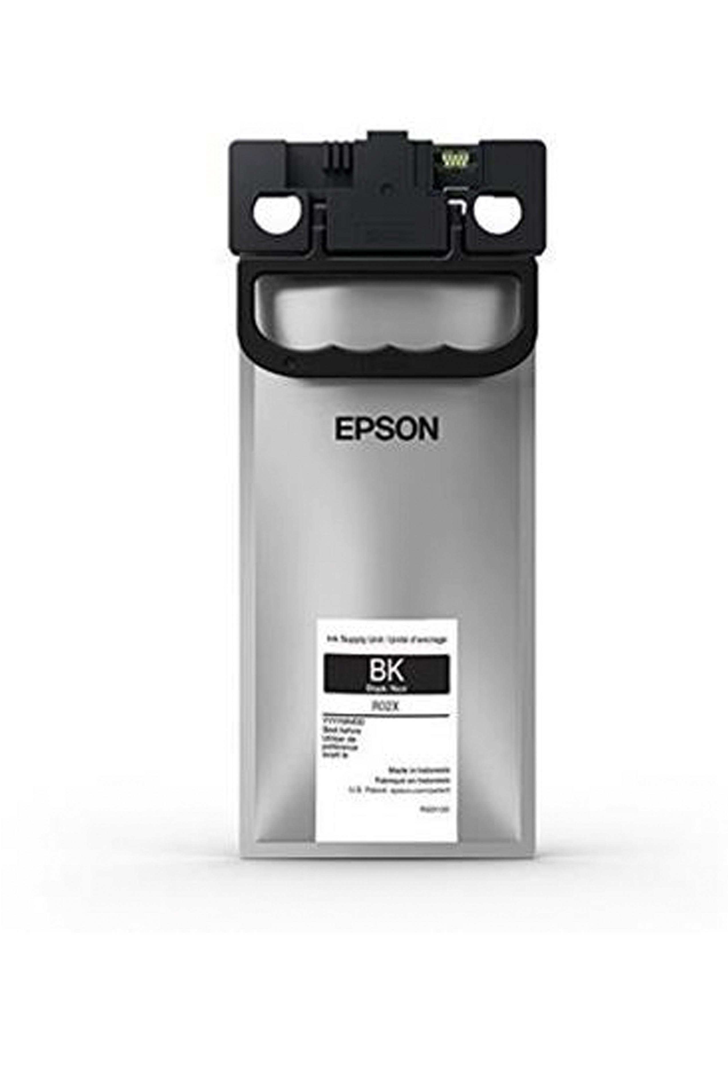 Epson EPSON T902 EXTRA HI-CAP BLACK INK PACK (10K) (T902XXL120)